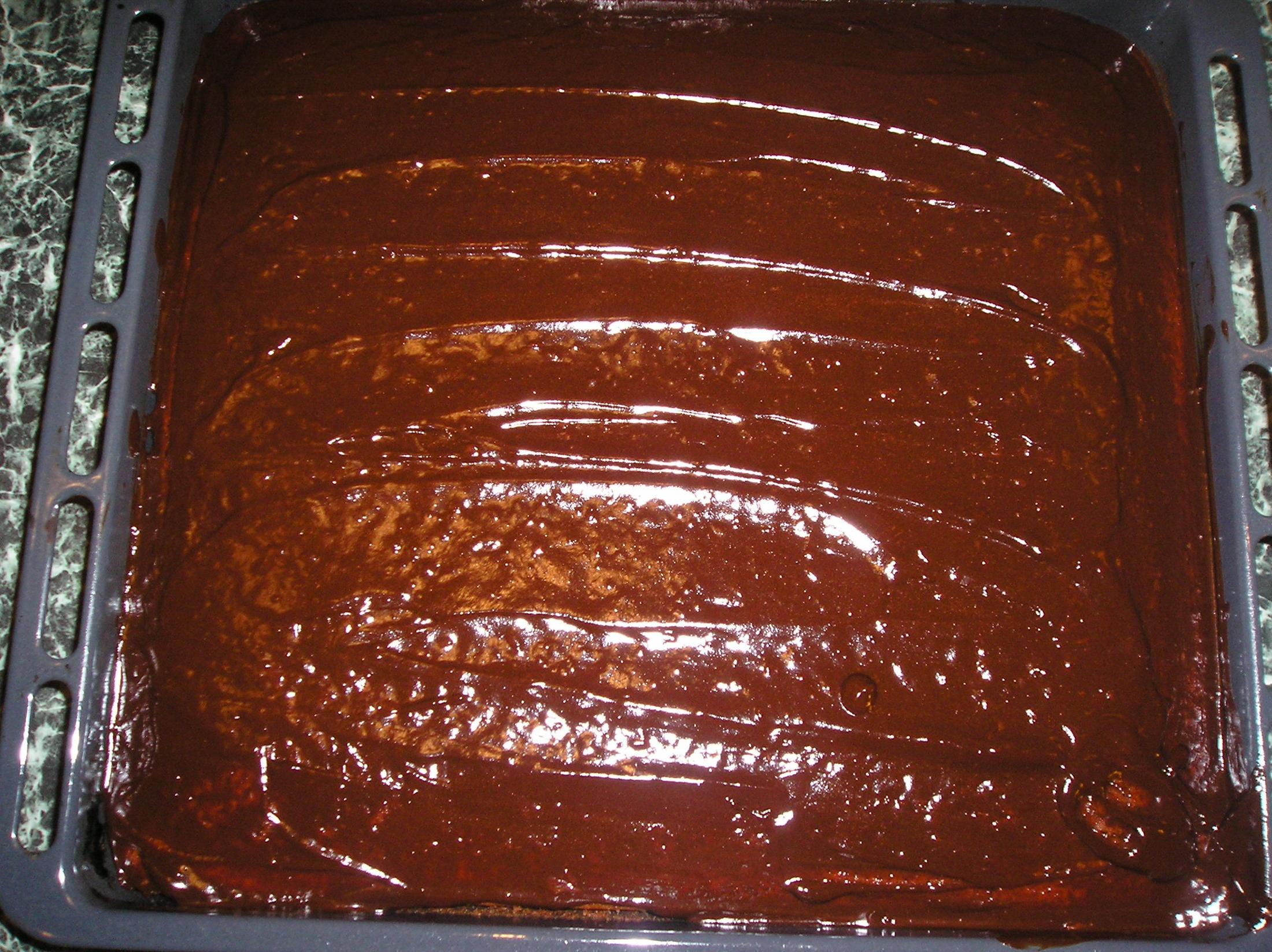 Recept Domácí perník - Perník je vskutku vynikající. Místo marmelády jsem přidala 4 polévkové lžíce medu a taky vynikající.