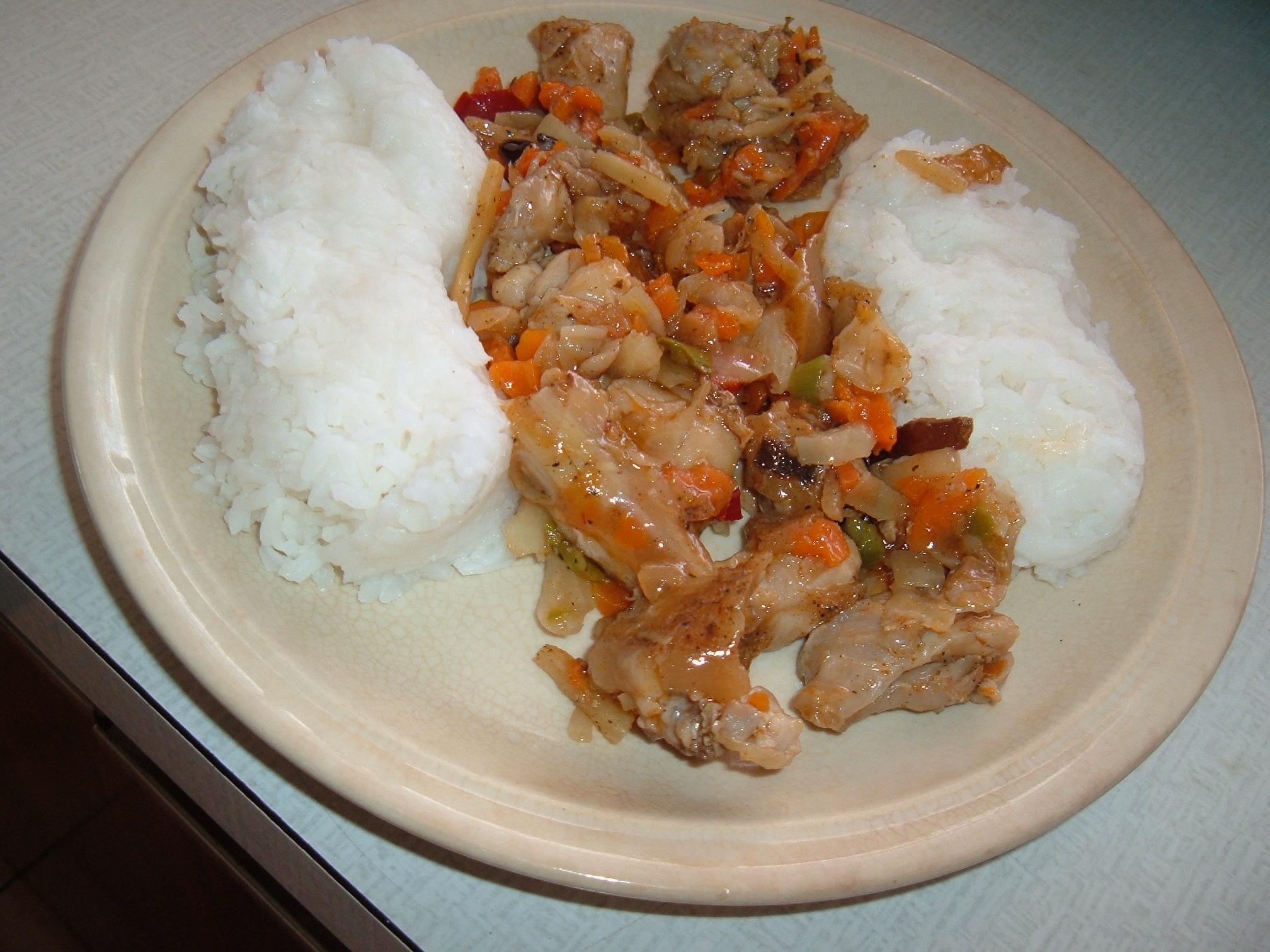 Recept Kuřecí čína se zeleninou - Rychlé dobré jídlo.