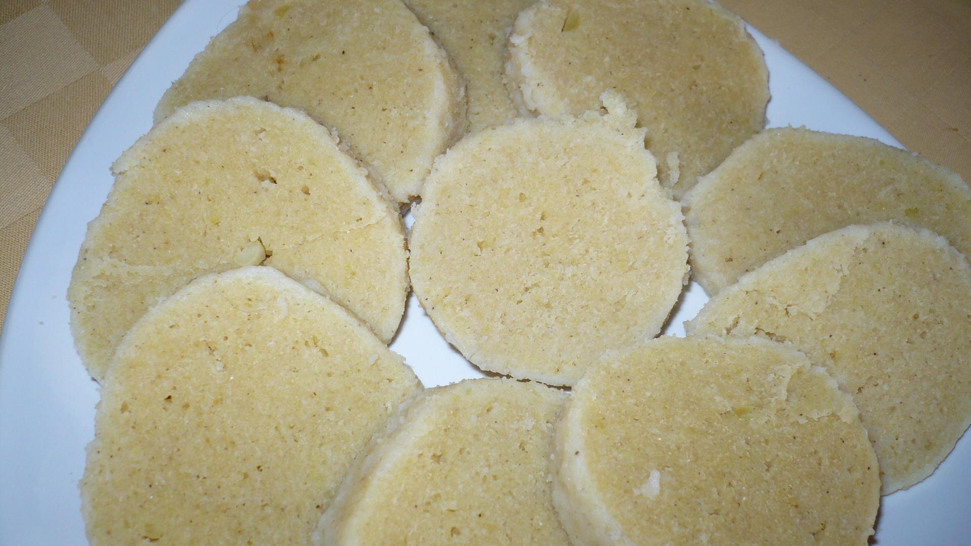Fotografie receptu: Bramborové knedlíky