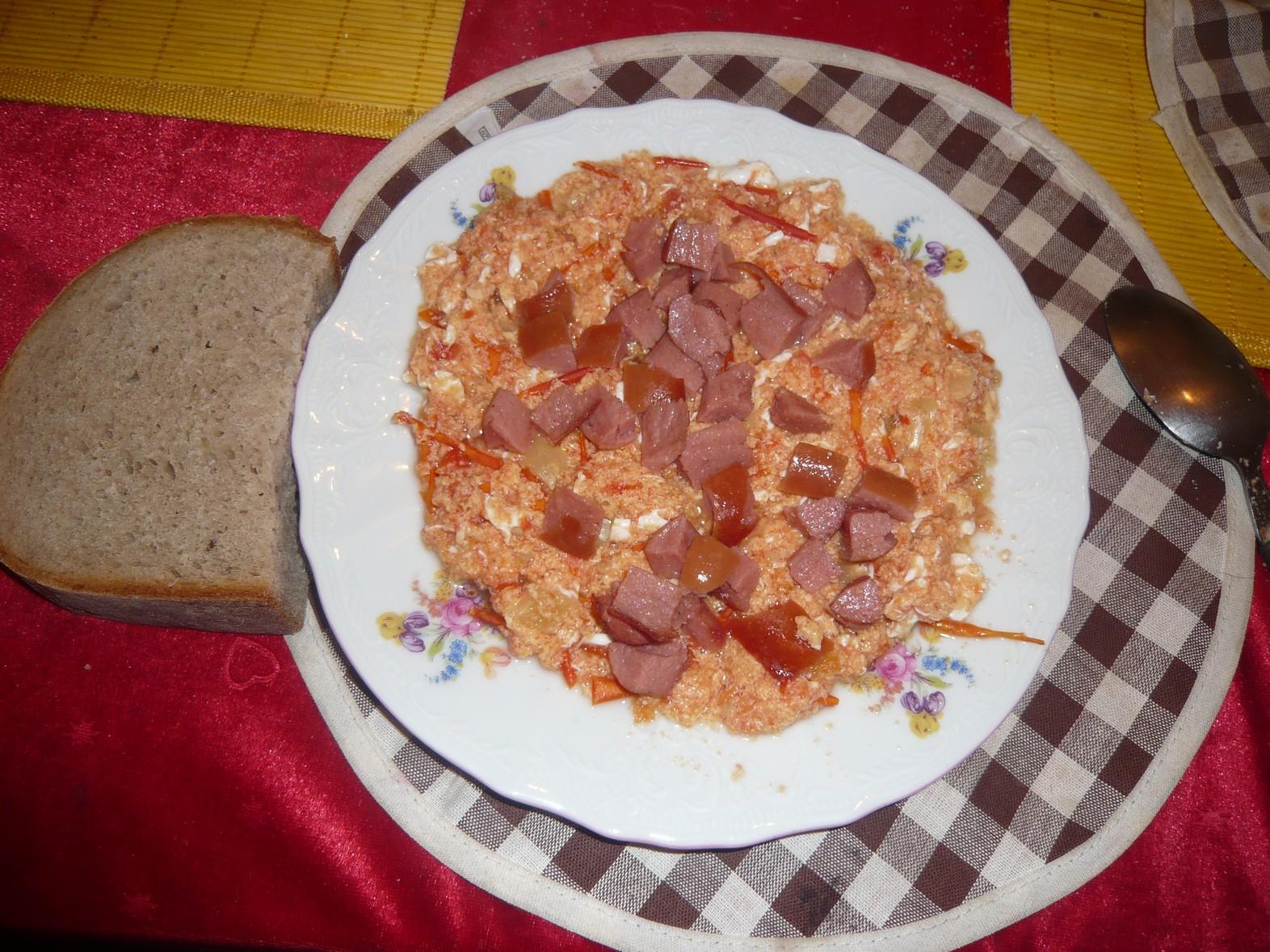 Recept Lečo - lečo s uzeninou