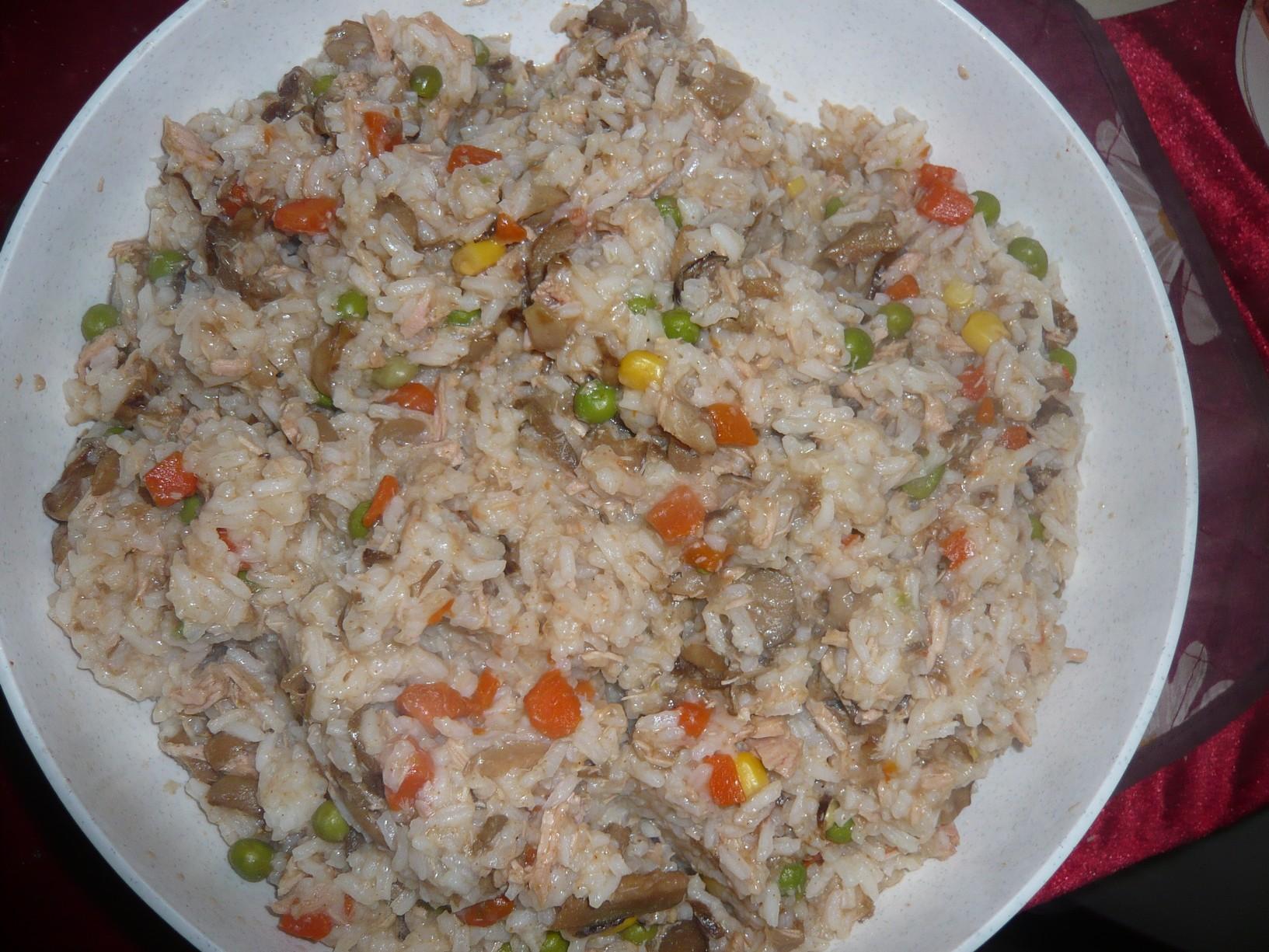 Fotografie receptu: Zeleninové rizoto