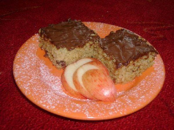 Jemný jablečný koláč