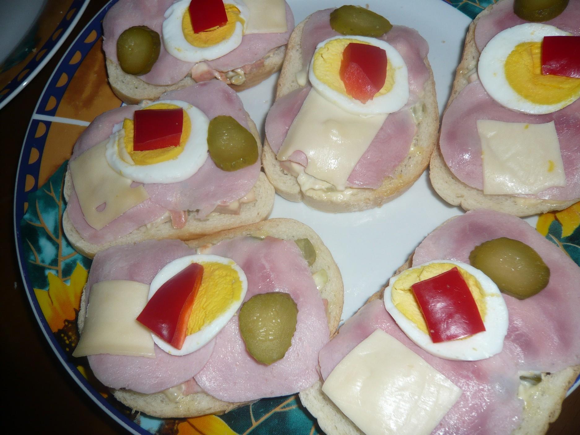 Domácí vlašák na chlebíčky