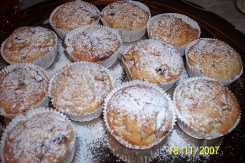 Fotografie receptu: Jablkové muffiny