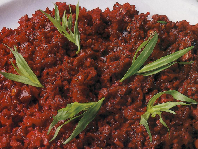 Salát z červené řepy 1