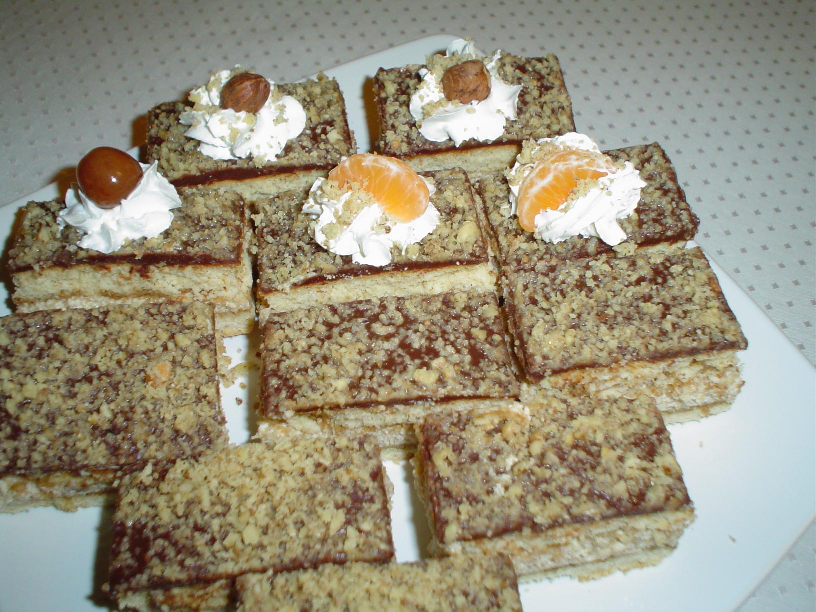 Fotografie receptu: Medový koláč