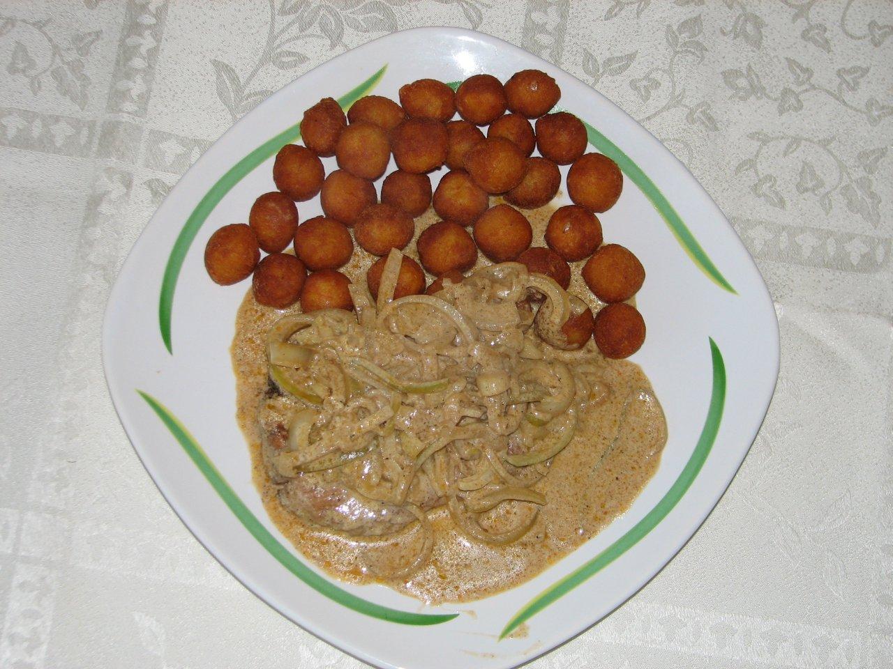 Fotografie receptu: Krakonošův oheň