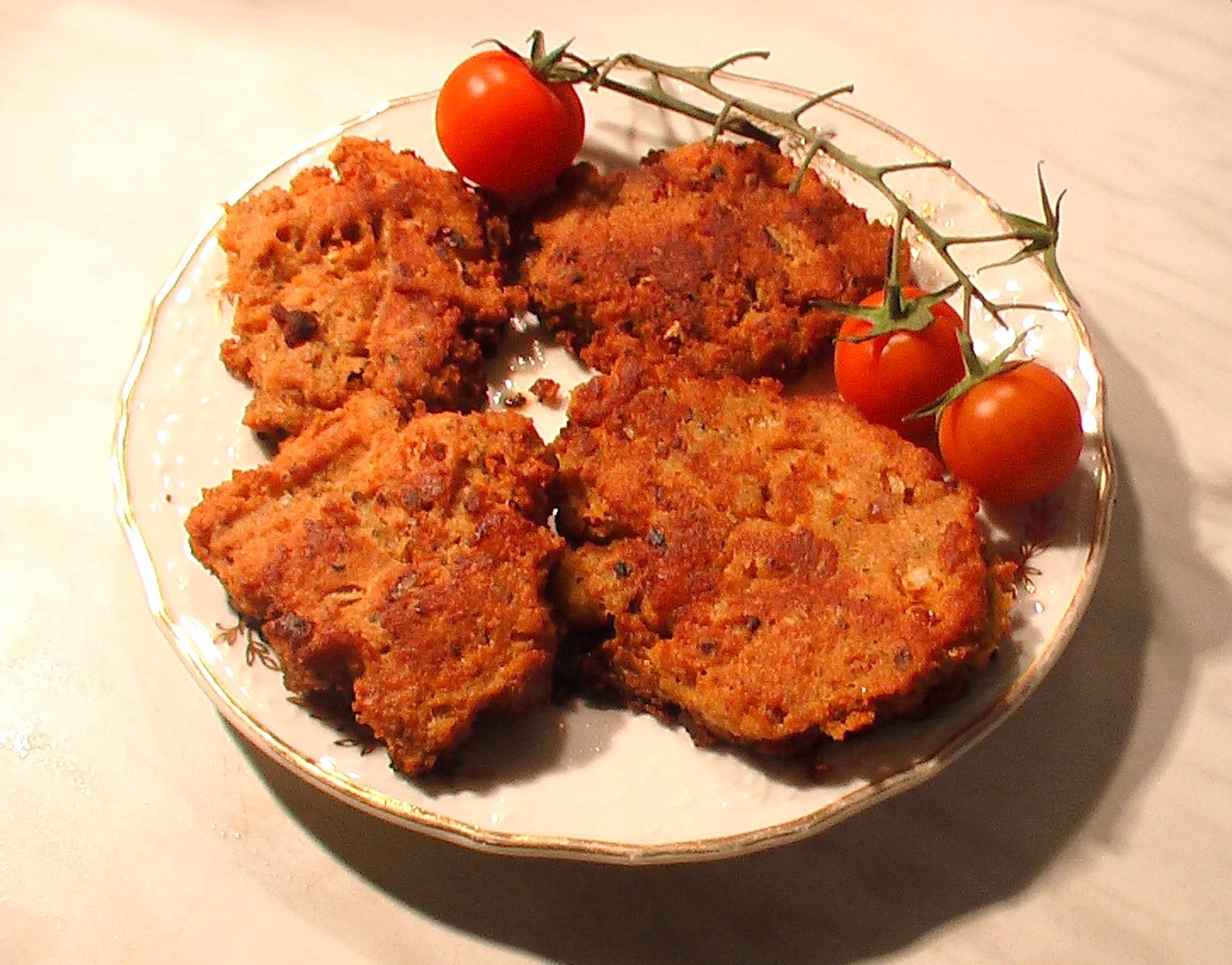 Chlebové placky - chleboráčky