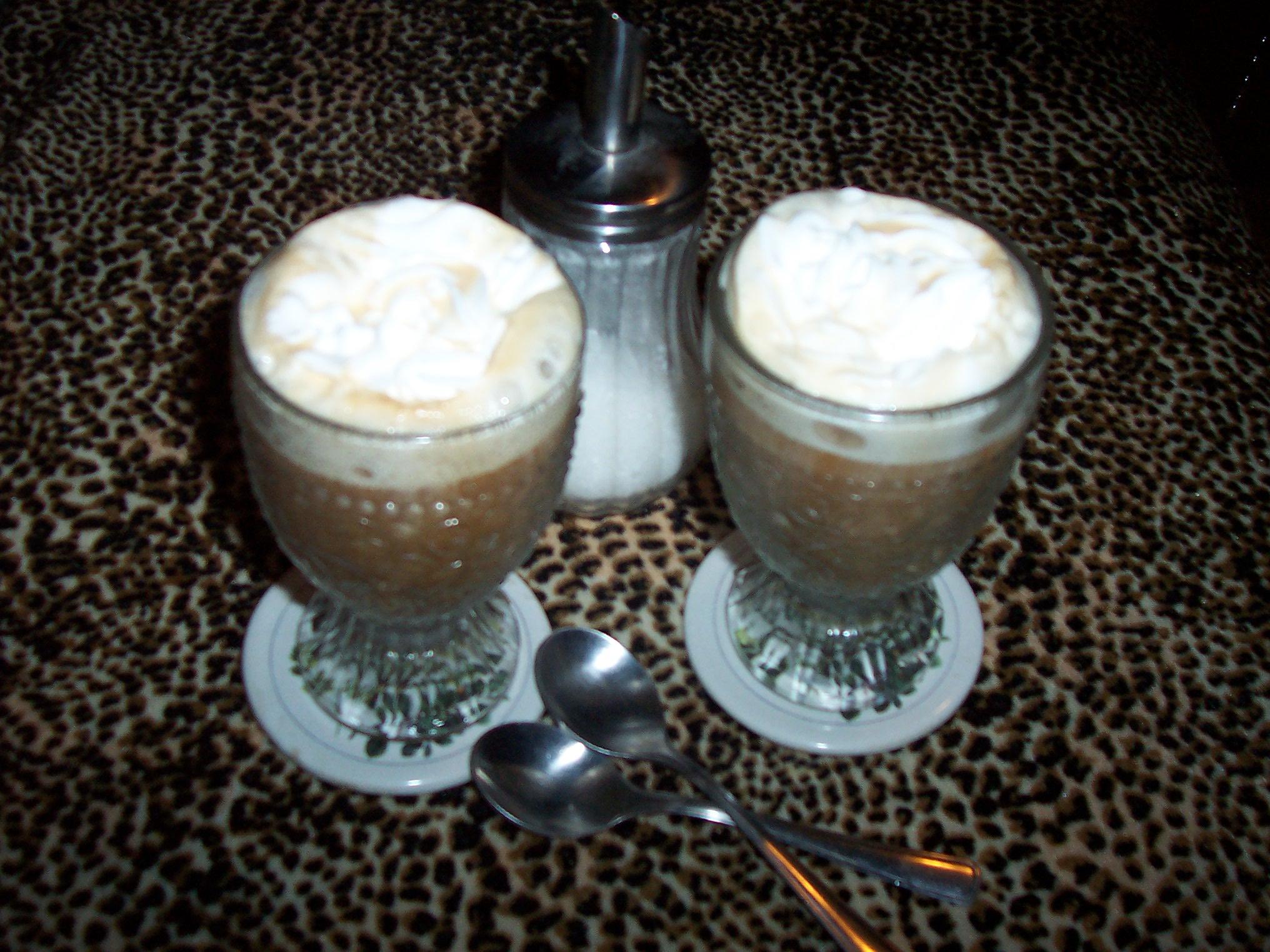 Pařížská káva