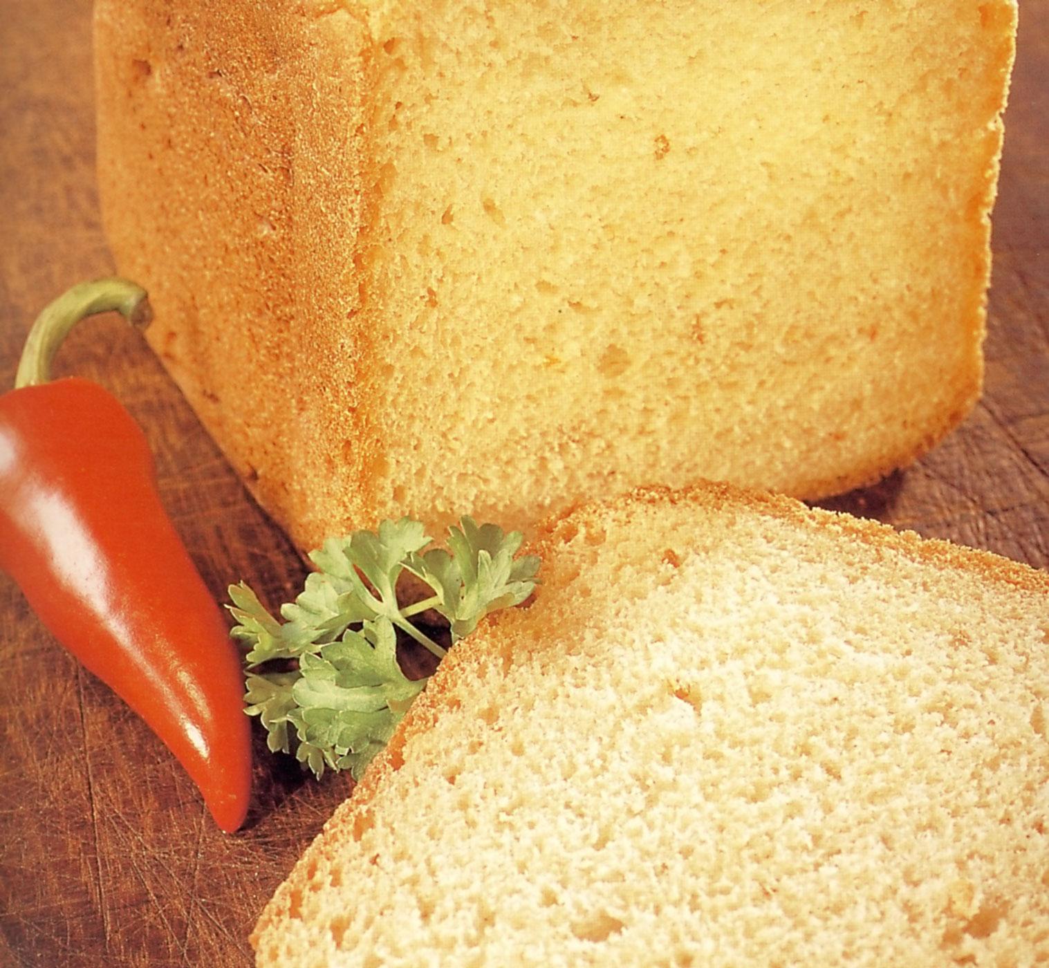 Chilli kukuřičný chléb