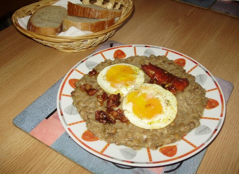 Fotografie receptu: Čočka na kyselo