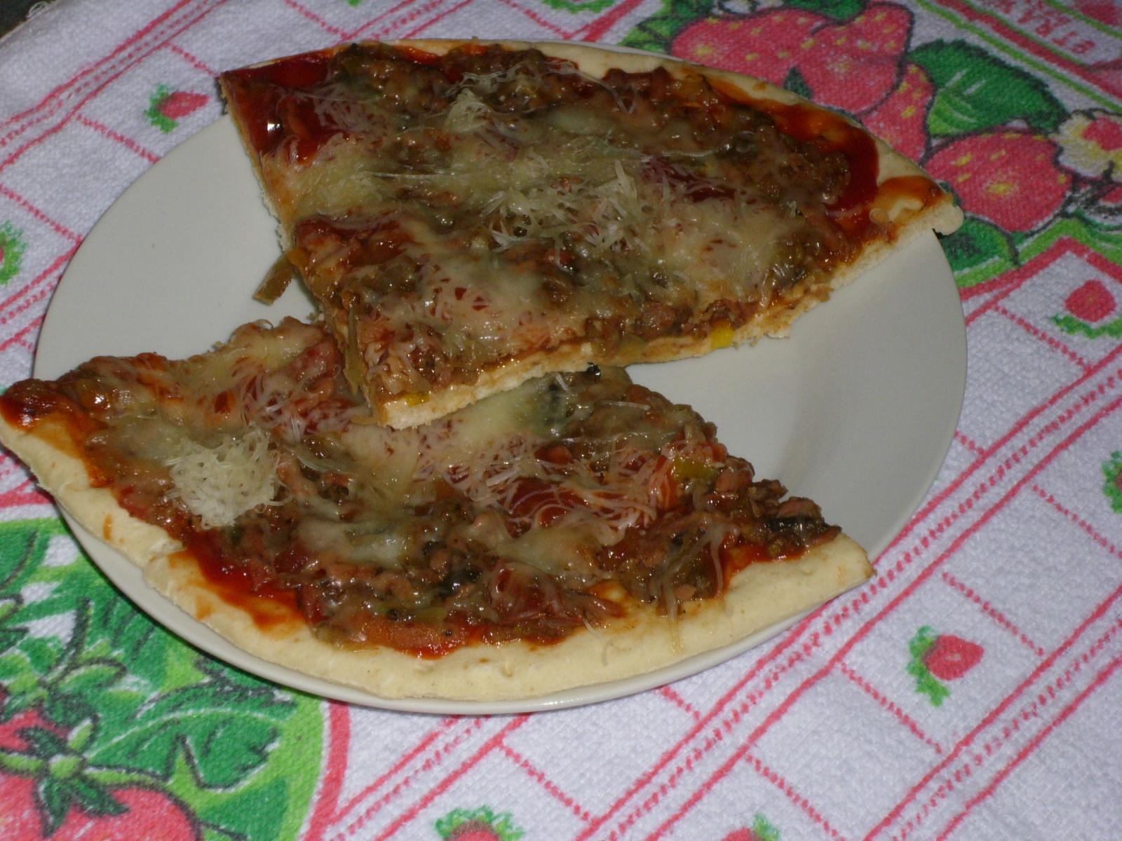 Kubova pizza