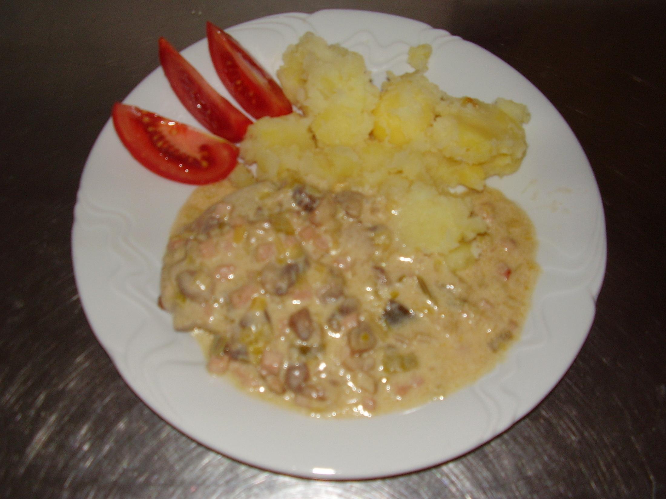 Steak pražského uzenáře