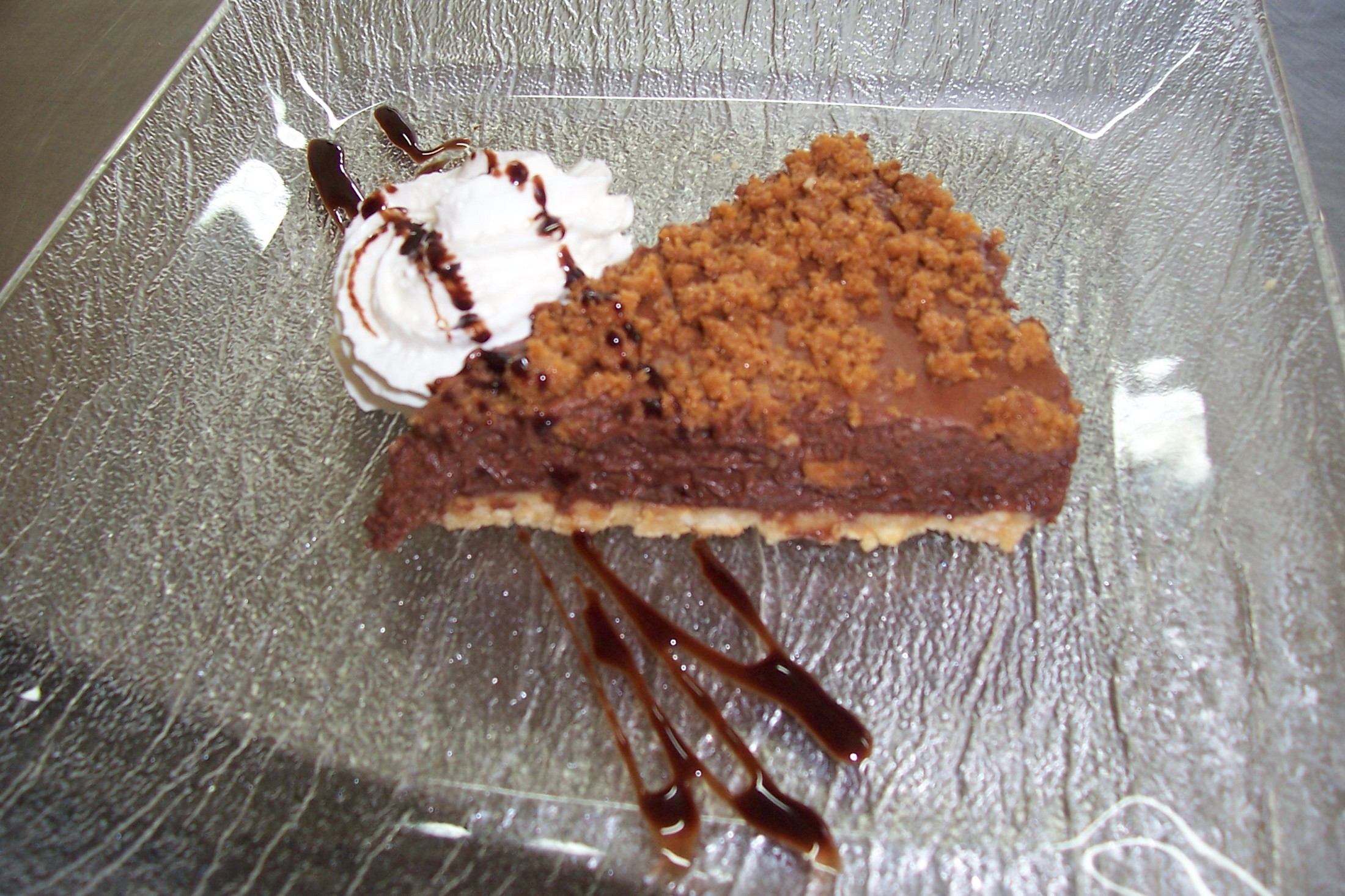 Fotografie receptu: Čokoládový dort bez pečení