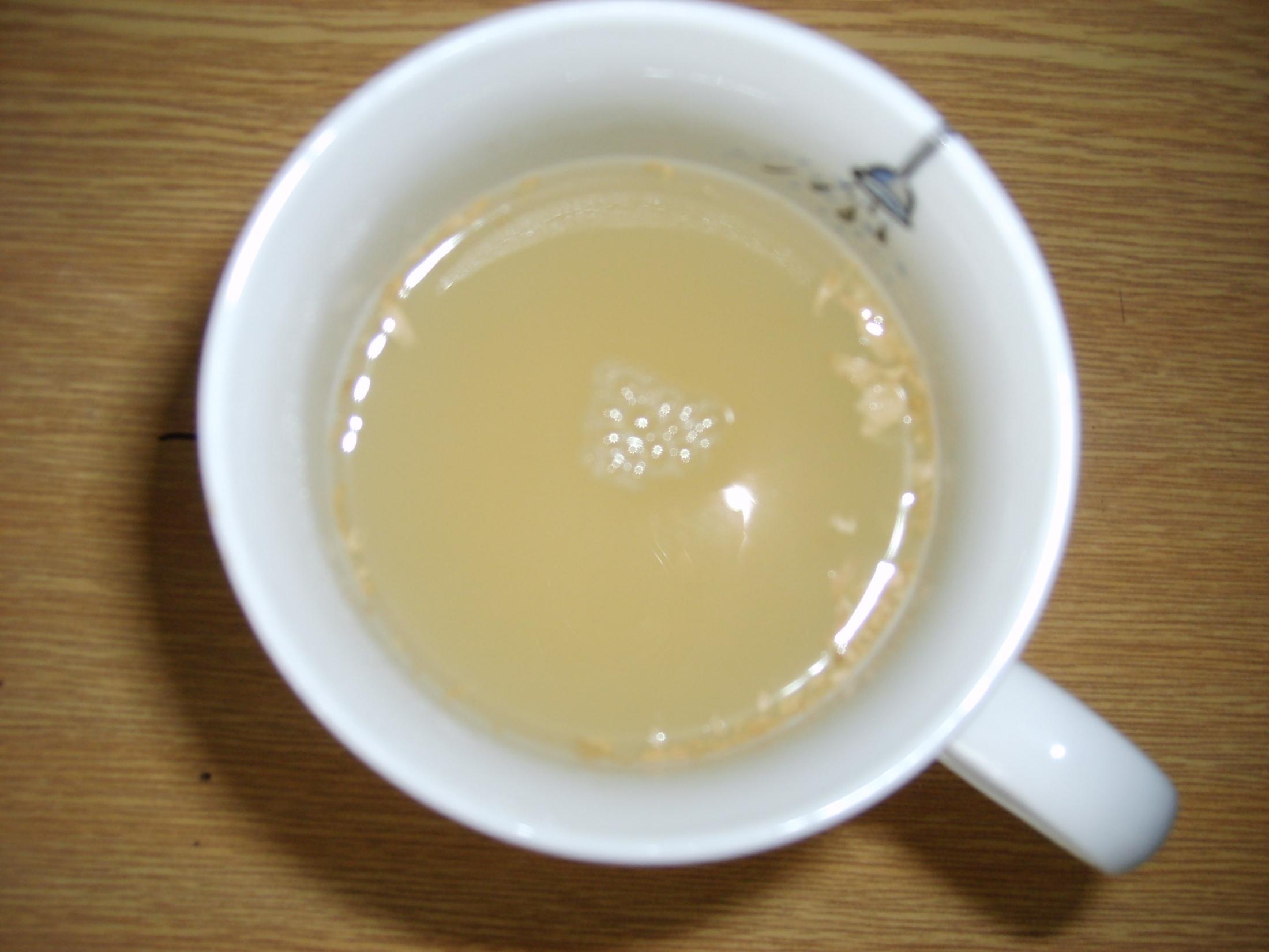 Zázvorový čaj s kořením