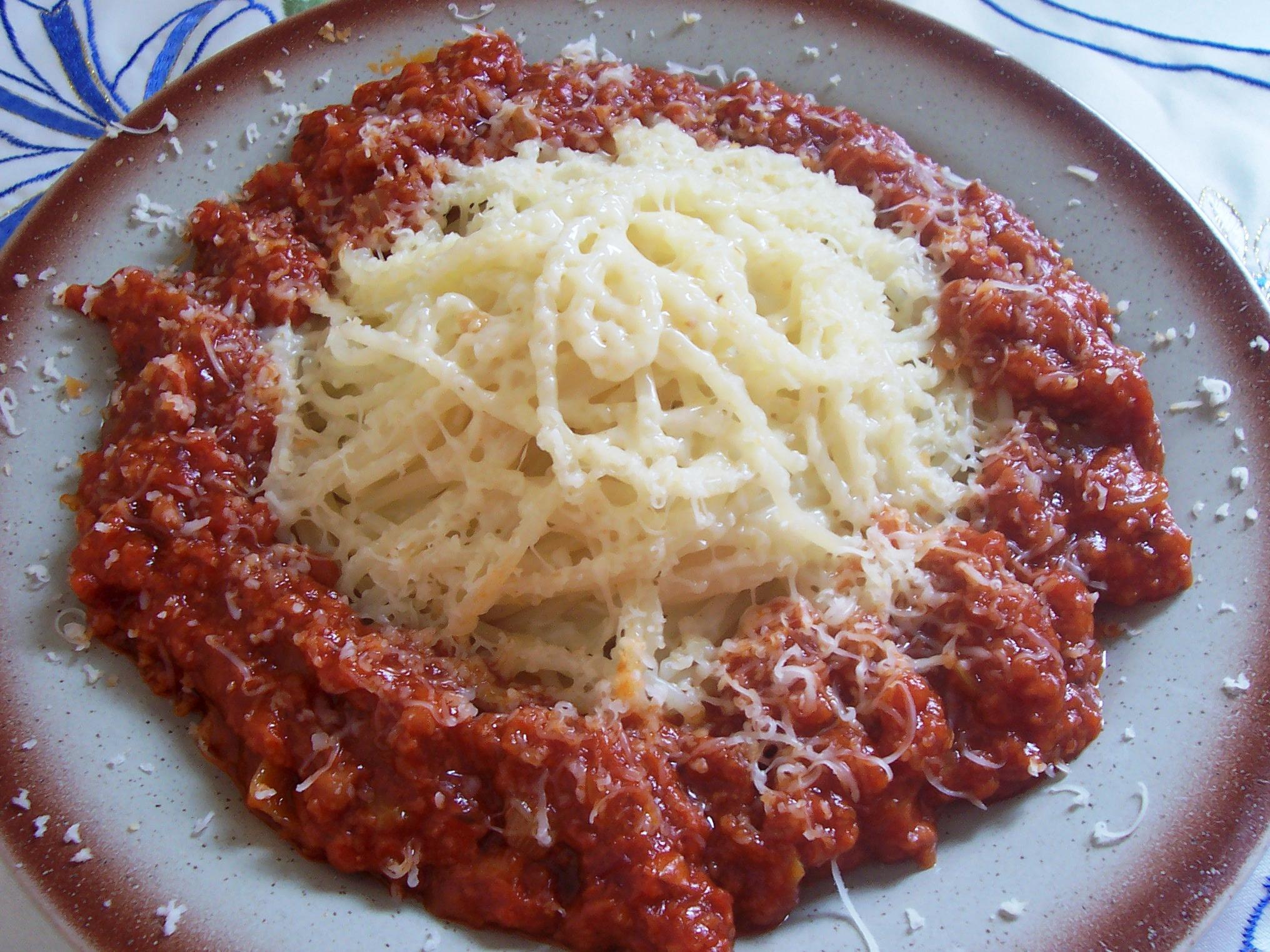 Aztécké špagety
