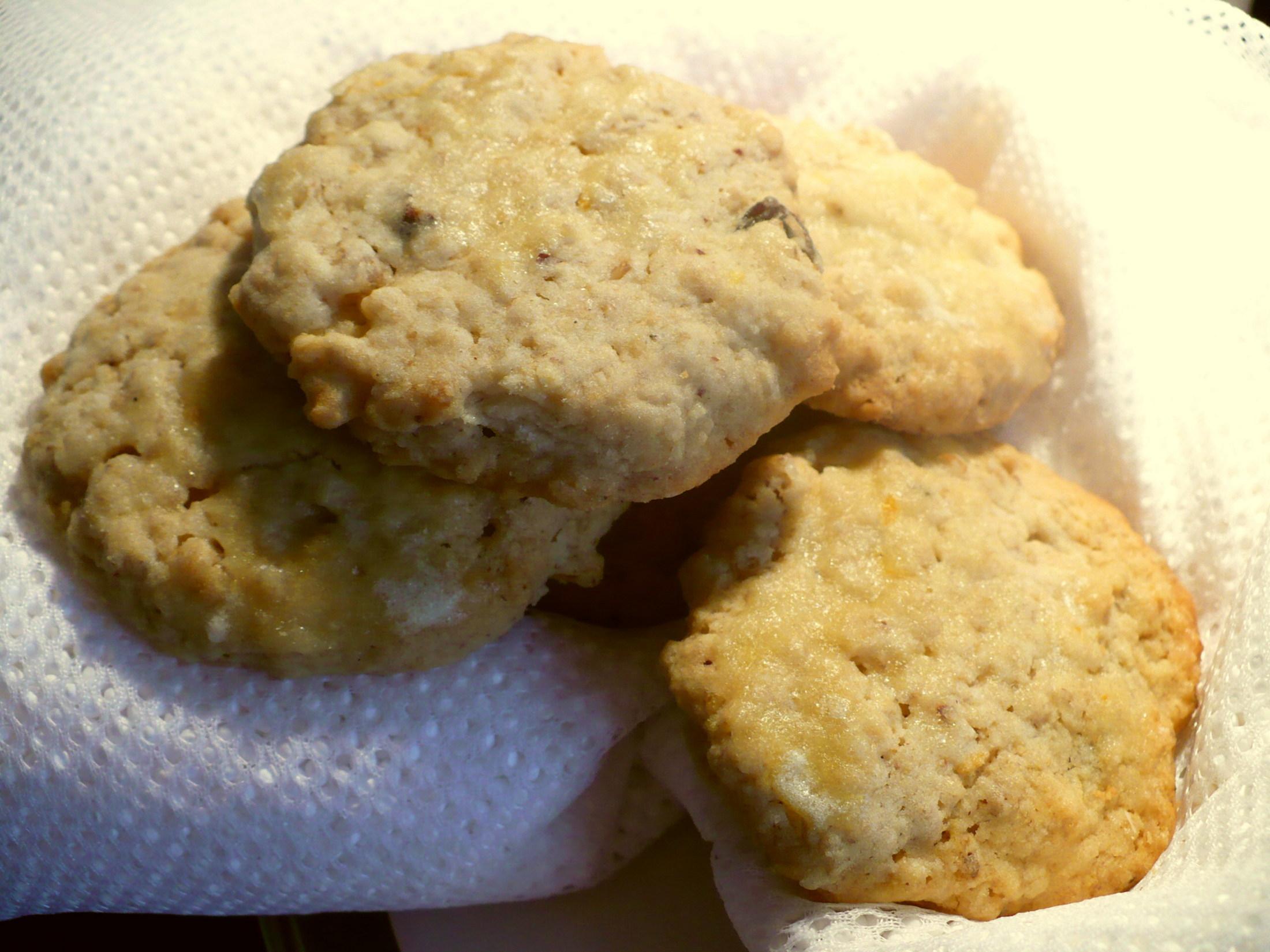 Křupavé sušenky