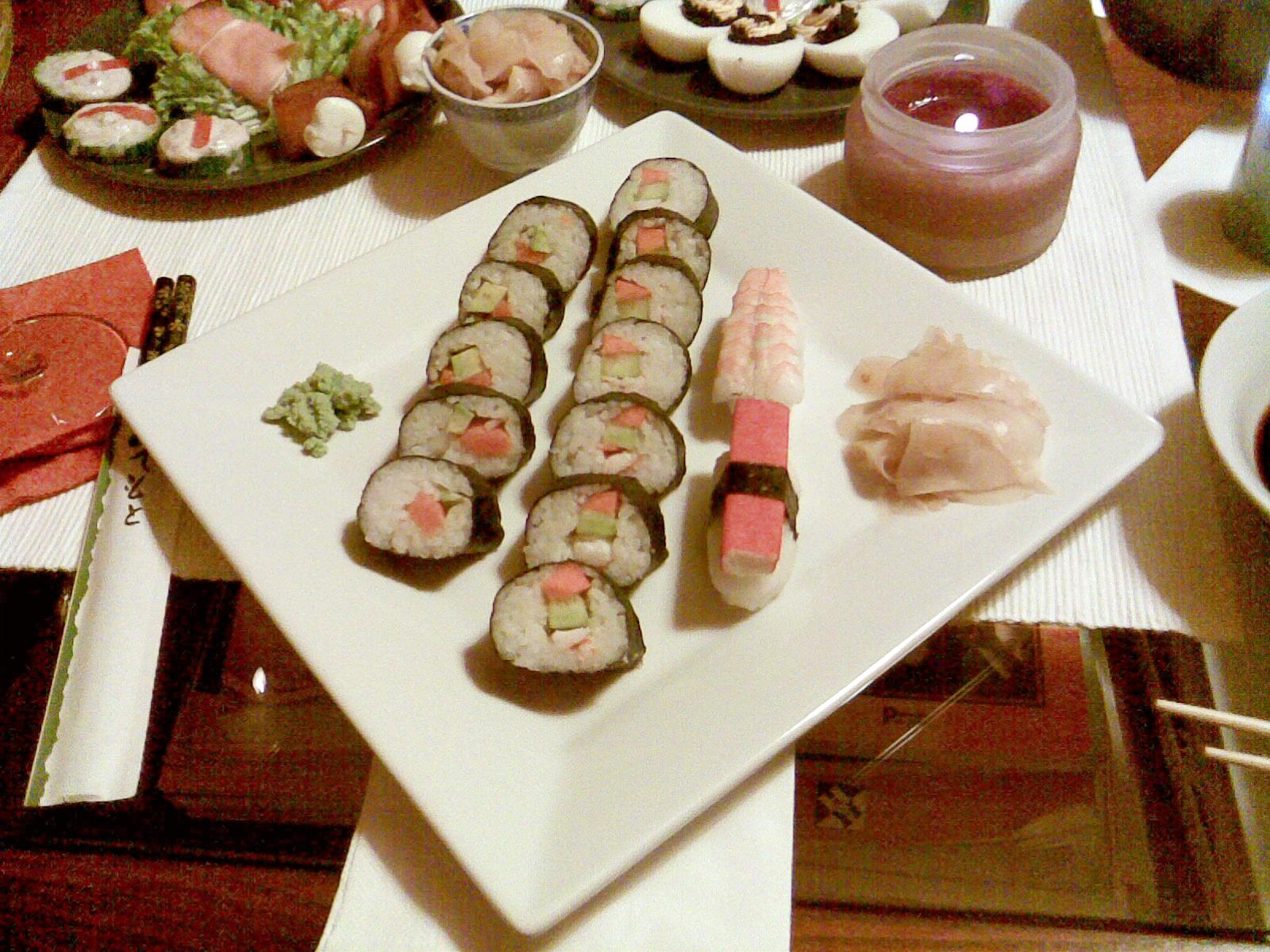 Fotografie receptu: Suši