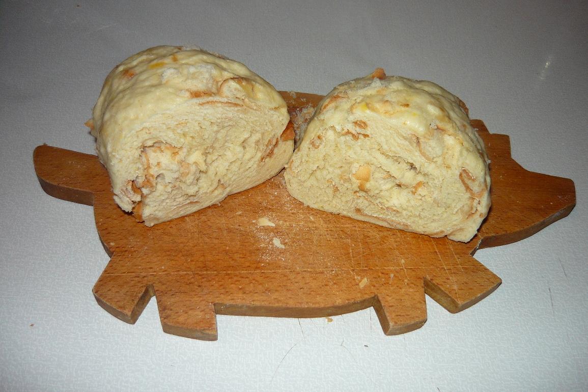 Fotografie receptu: Houskový knedlík naší babičky