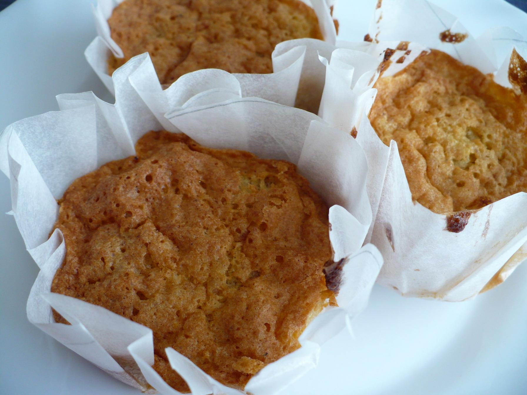 Muffiny z müsli