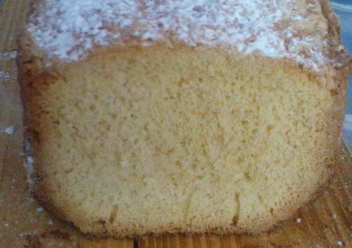 Bábovka z domácí pekárny