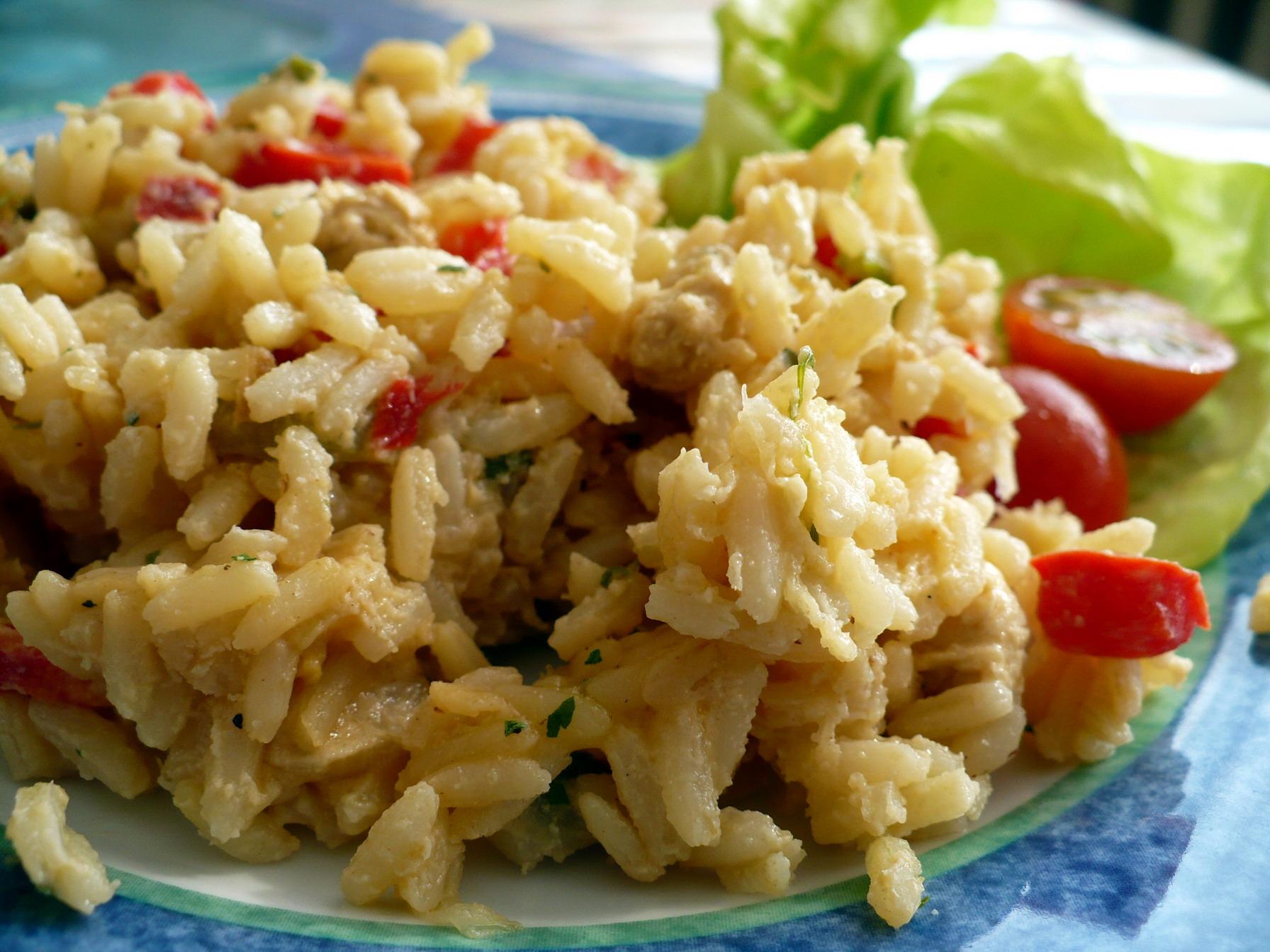 Fotografie receptu: Šťavnaté rizoto