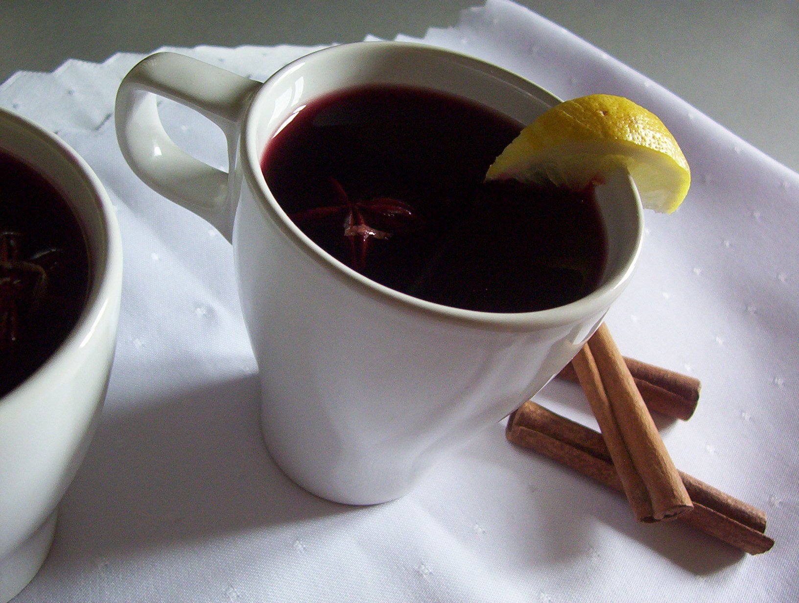 Svařené víno s karamelem