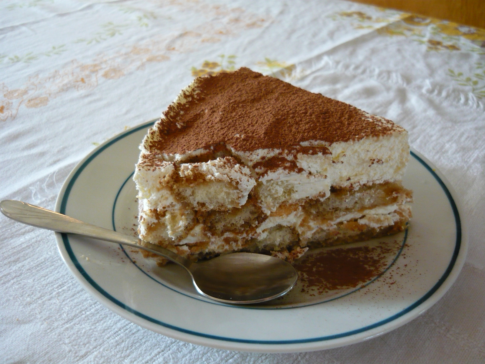 Fotografie receptu: Domácí tiramisu