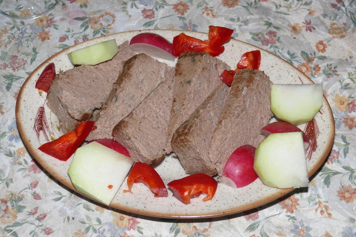 Fotografie receptu: Domácí paštika