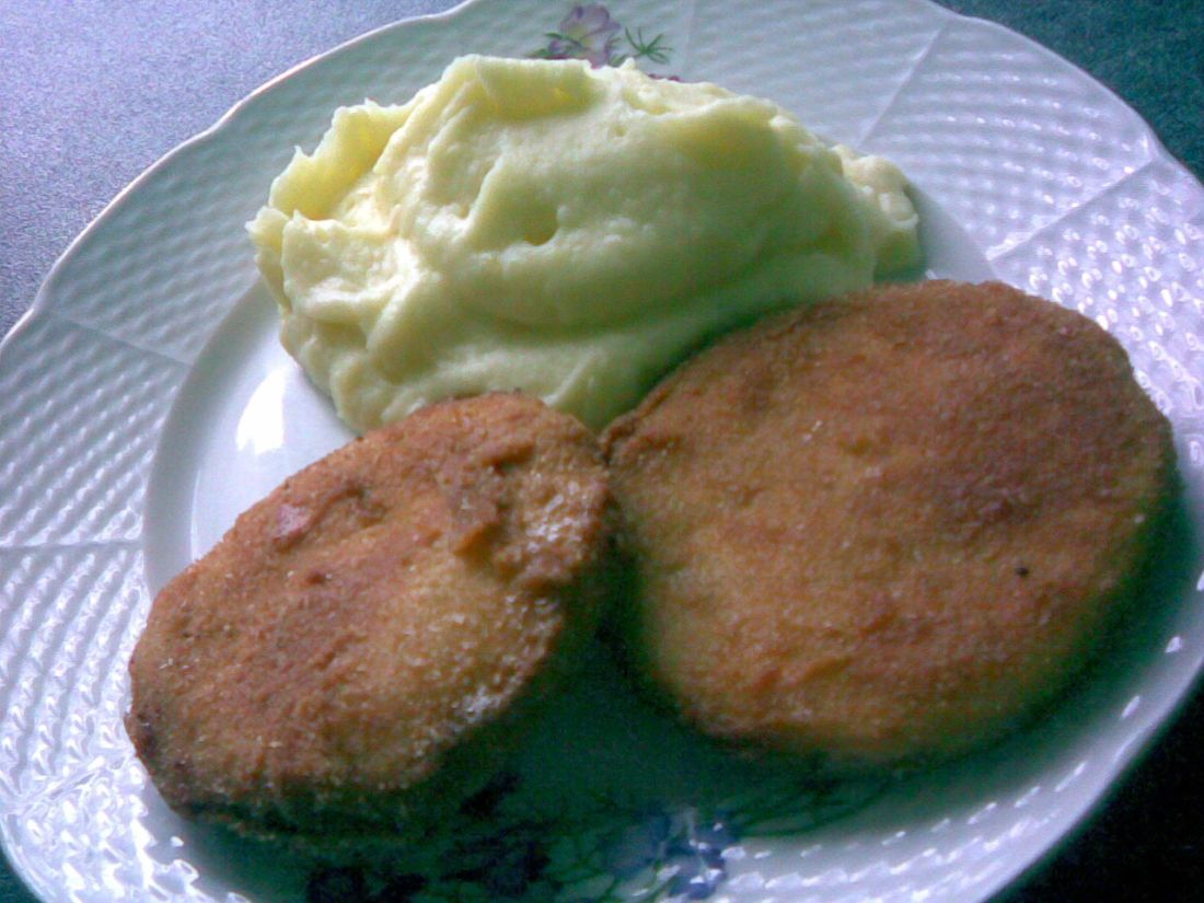 Fotografie receptu: Kedlubnové řízky