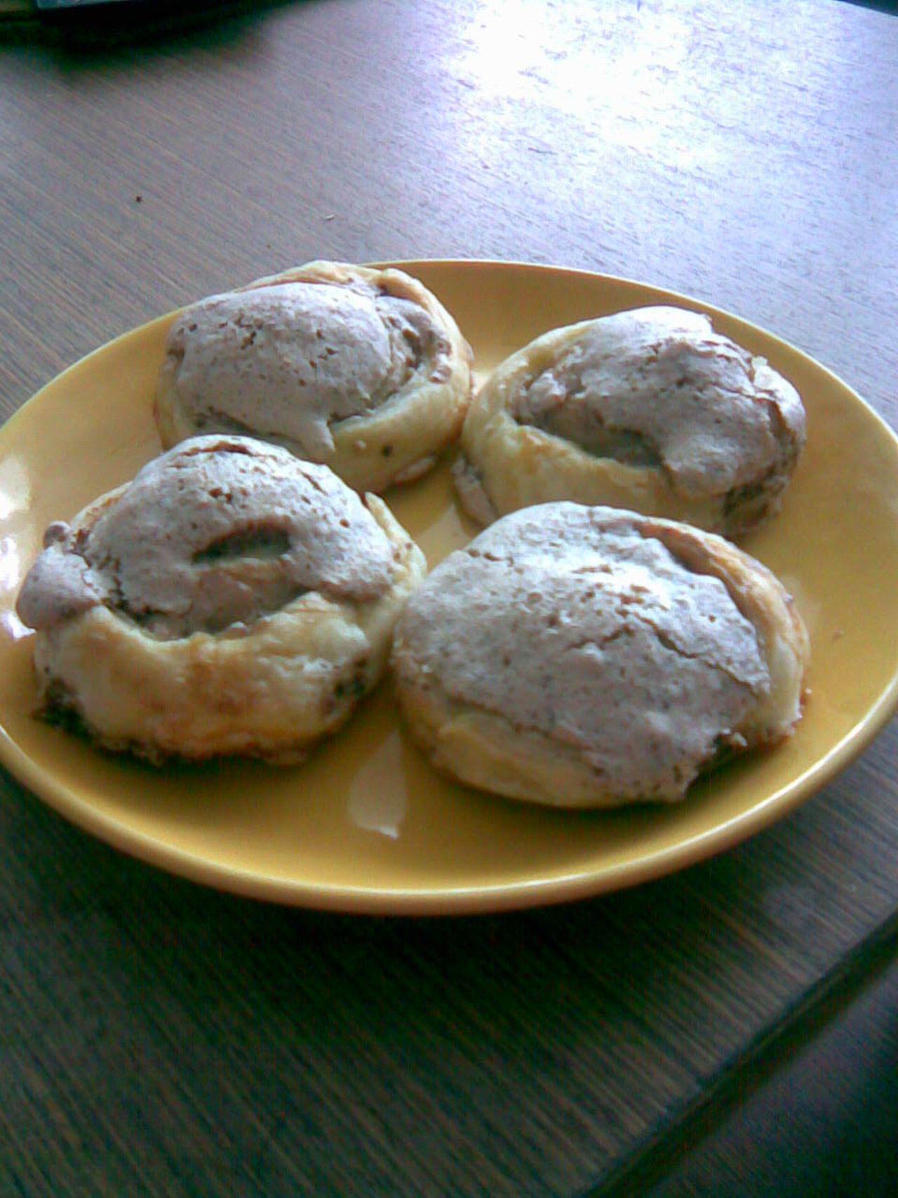 Fotografie receptu: Proklatě dobré pusinkové koláčky