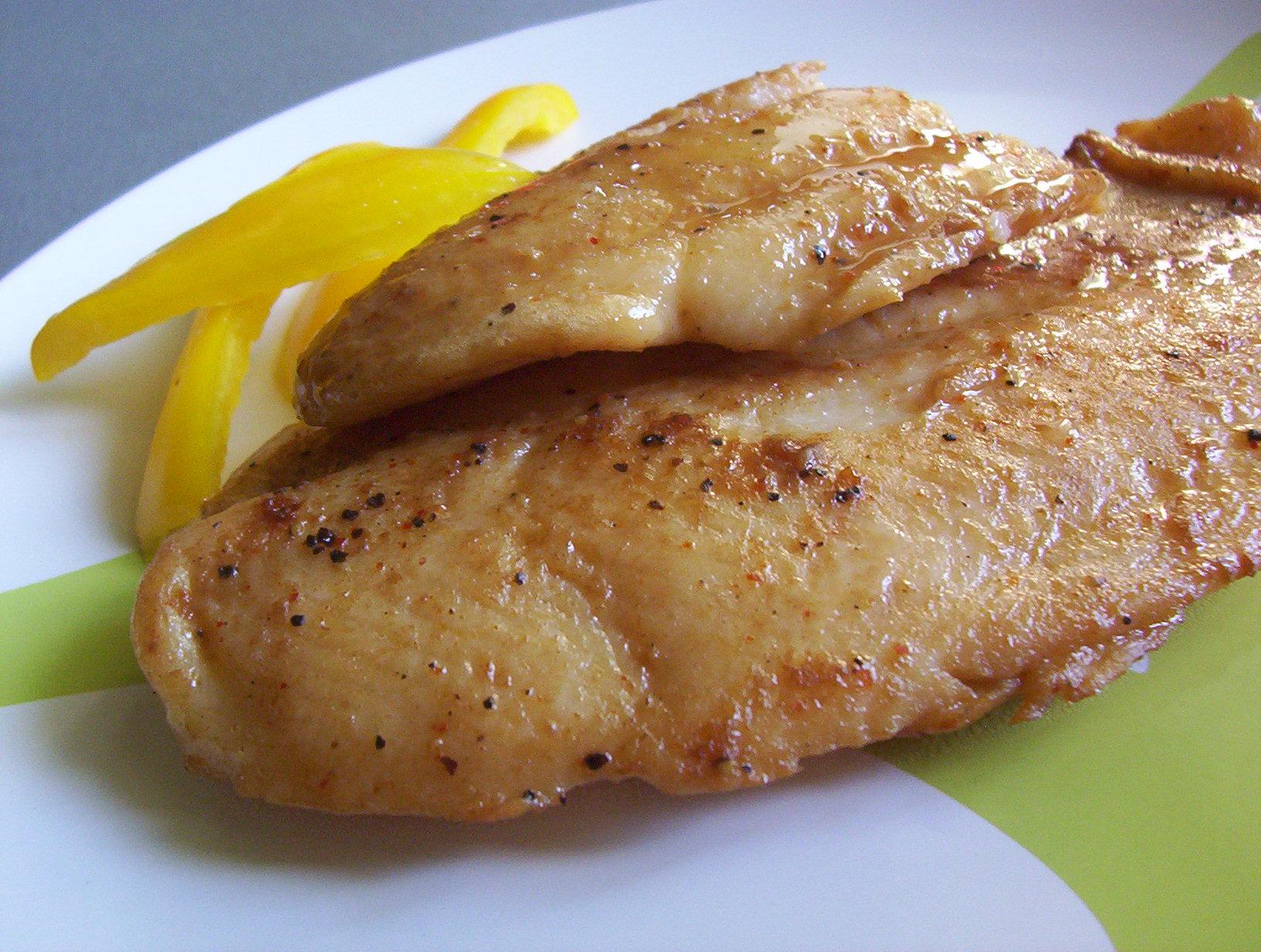 Fotografie receptu: Pangasius na medu