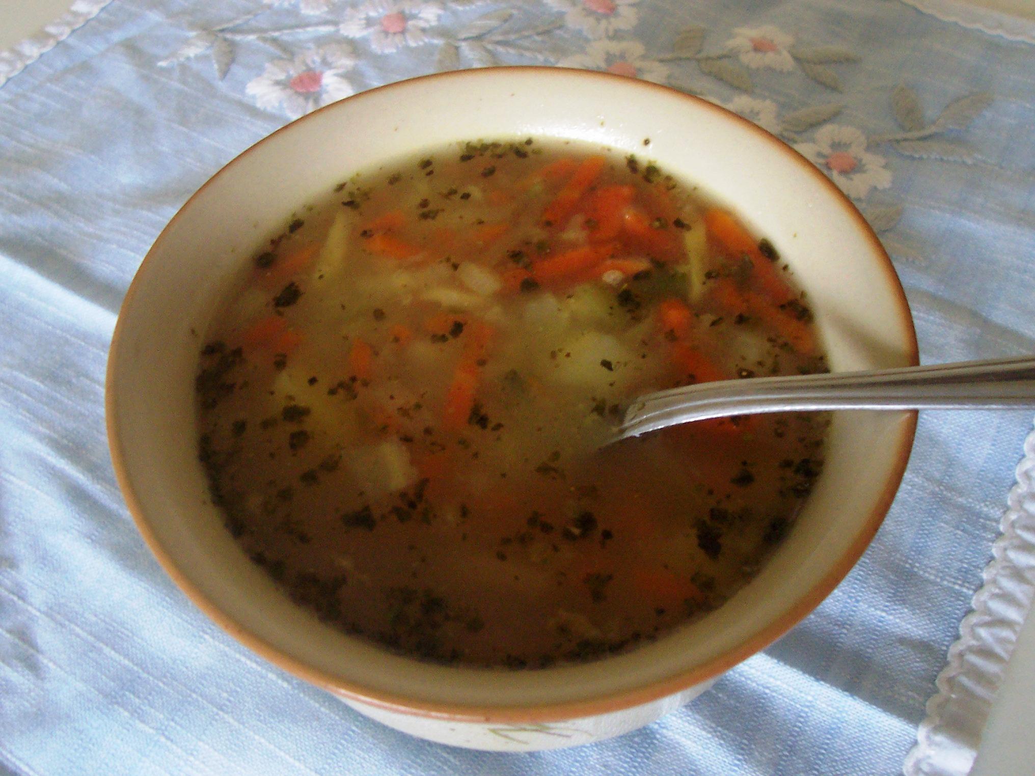 Nejen babiččina polévka