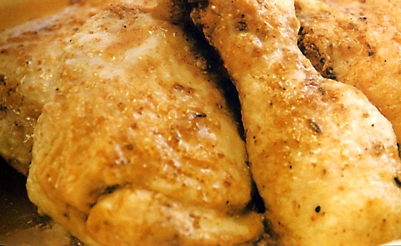 Fotografie receptu: Mexické kuřecí z páry