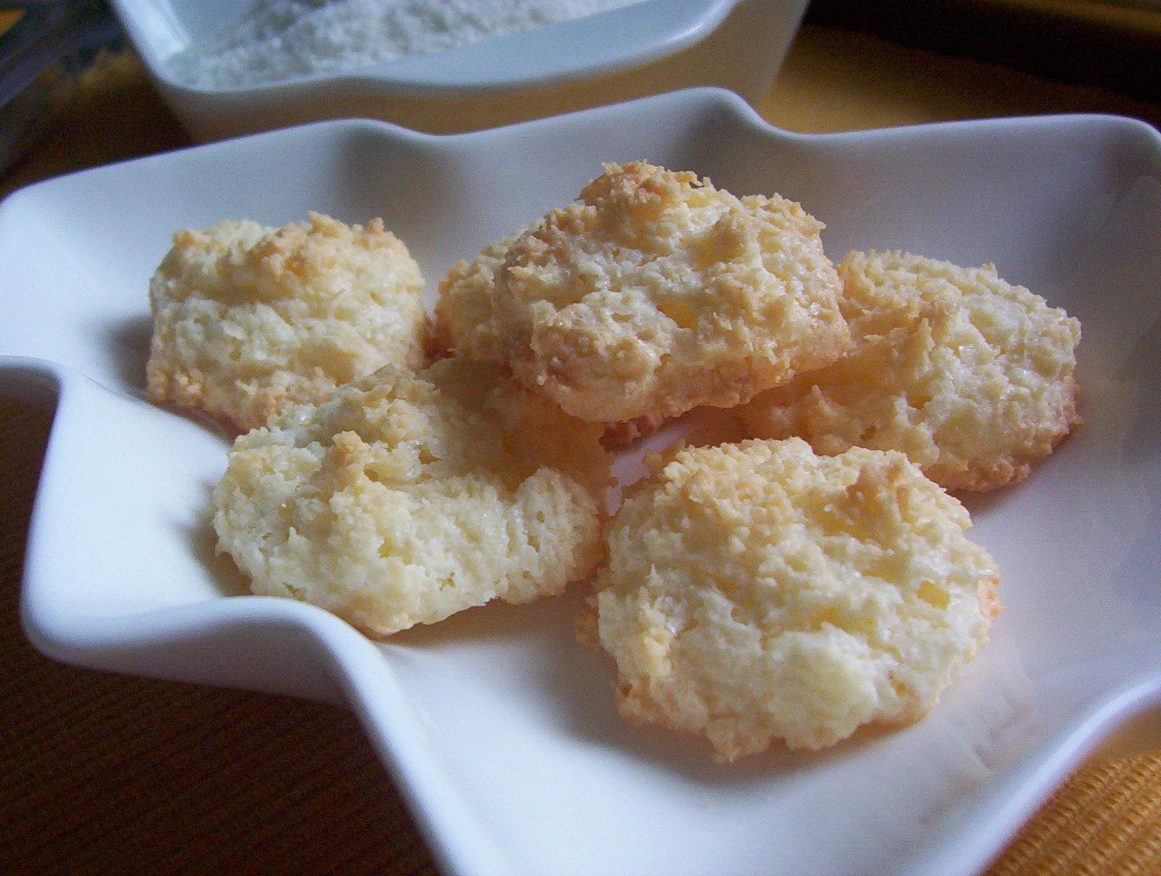 Fotografie receptu: Klasické kokosky