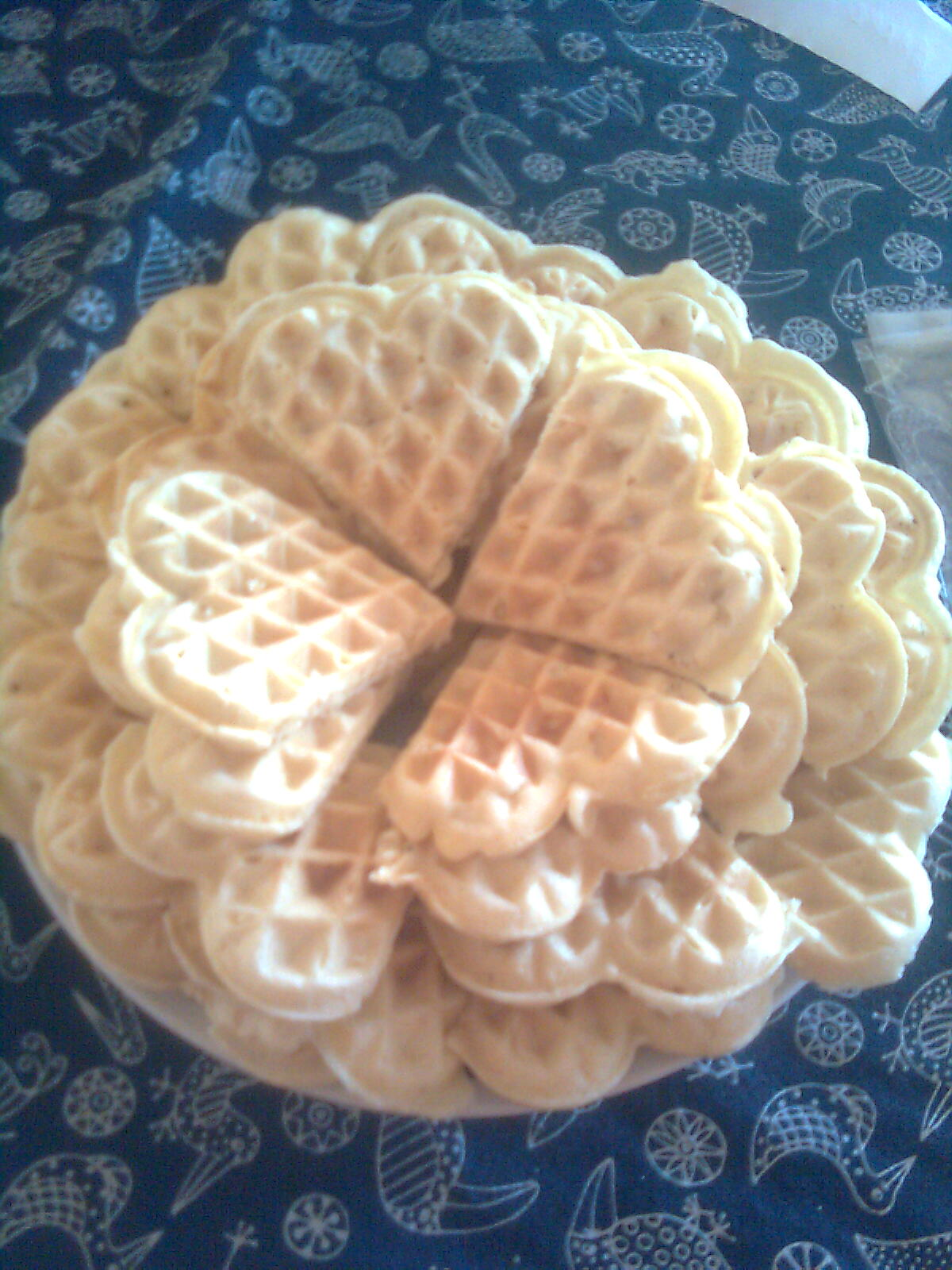 Těsto na wafle