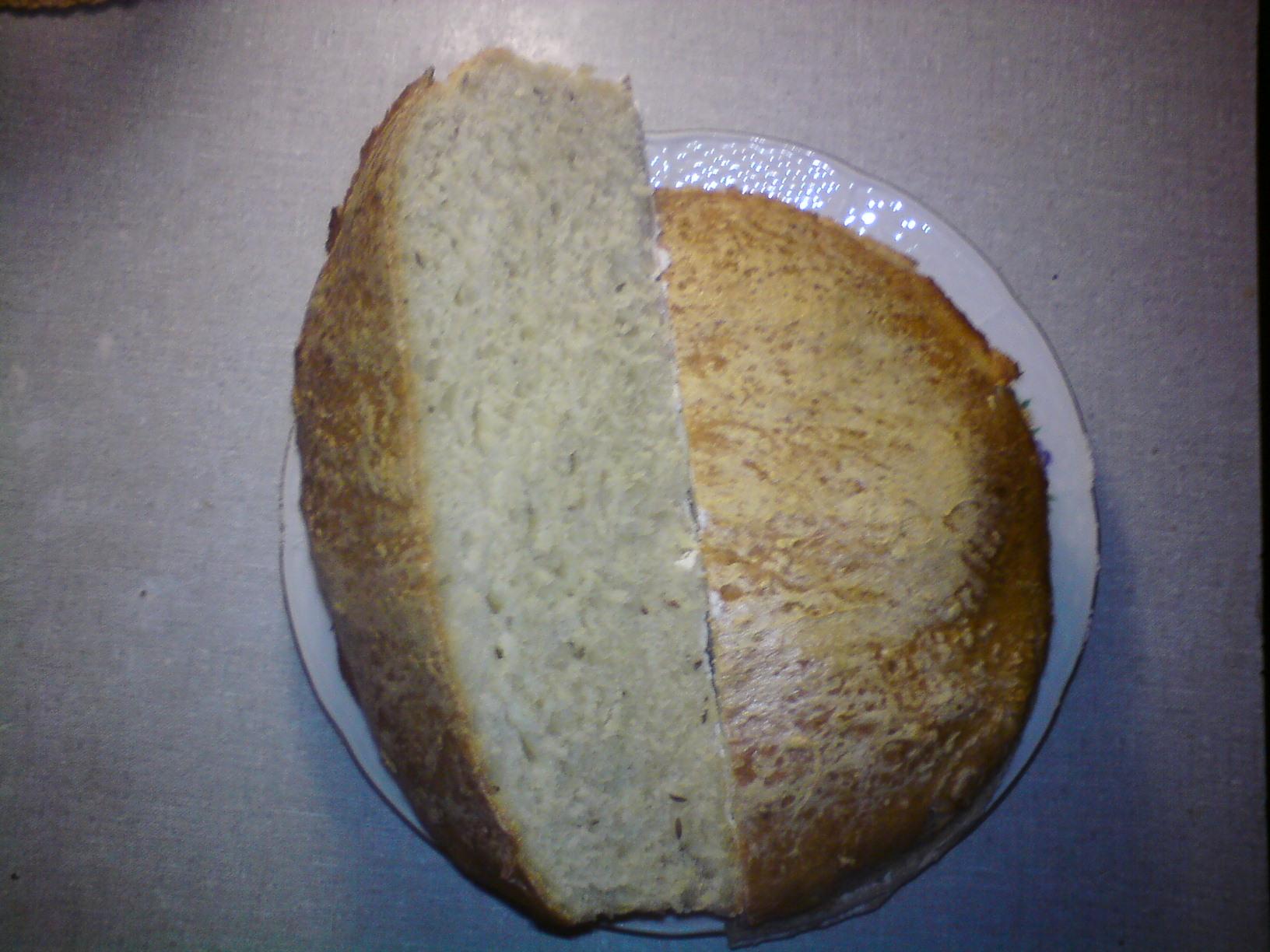 Fotografie receptu: Domácí chleba