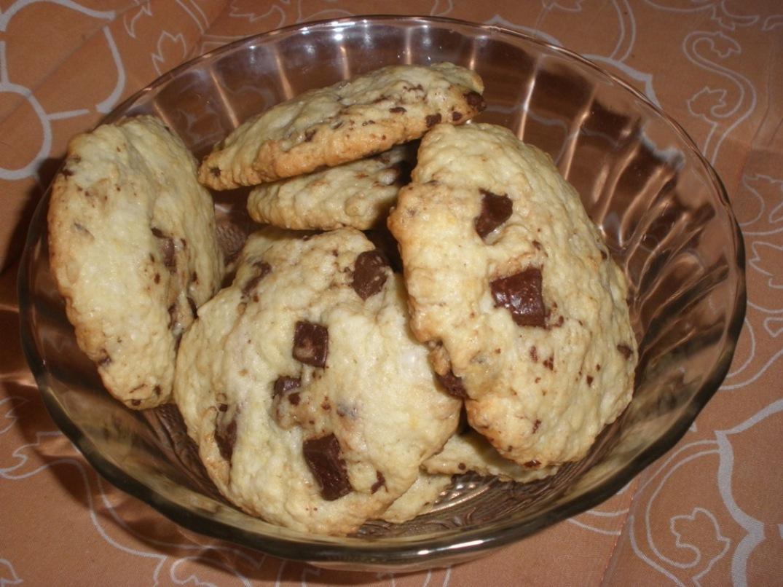 Čokoládové cookiesky