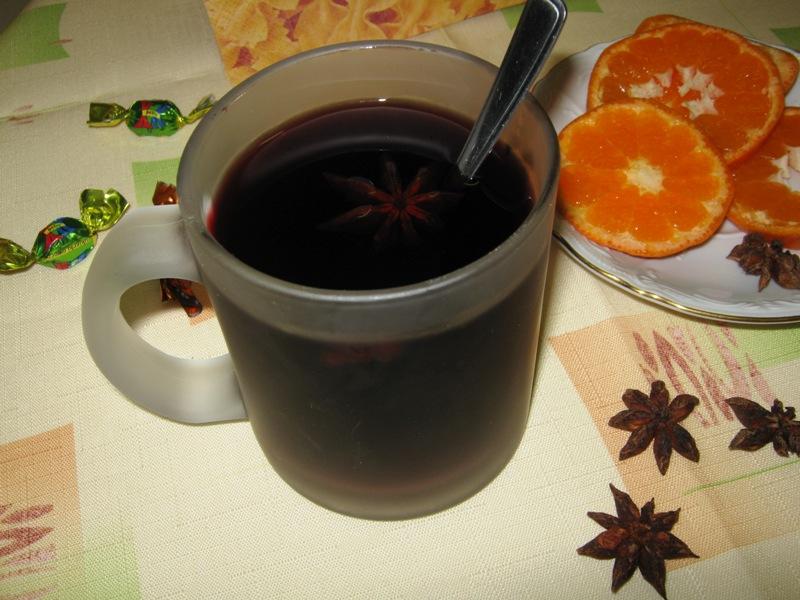Fotografie receptu: Medový svařák