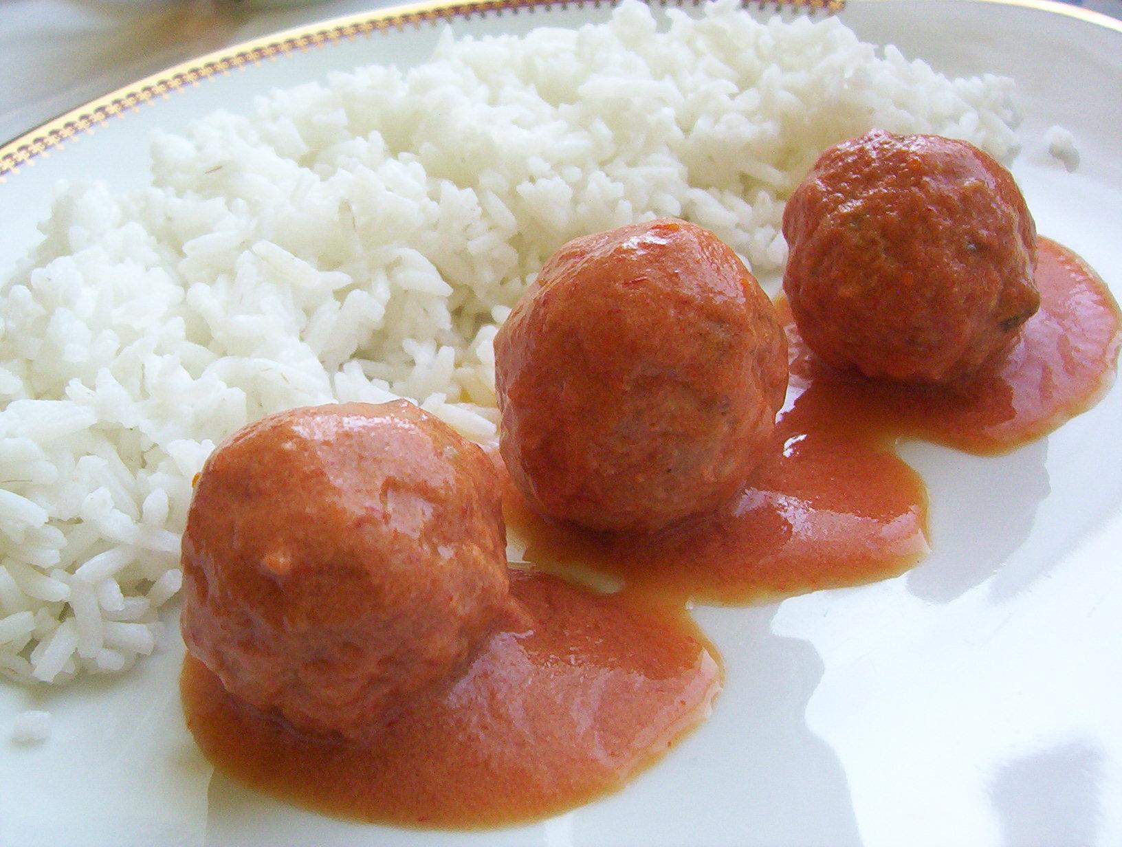 Fotografie receptu: Koule z mletého masa