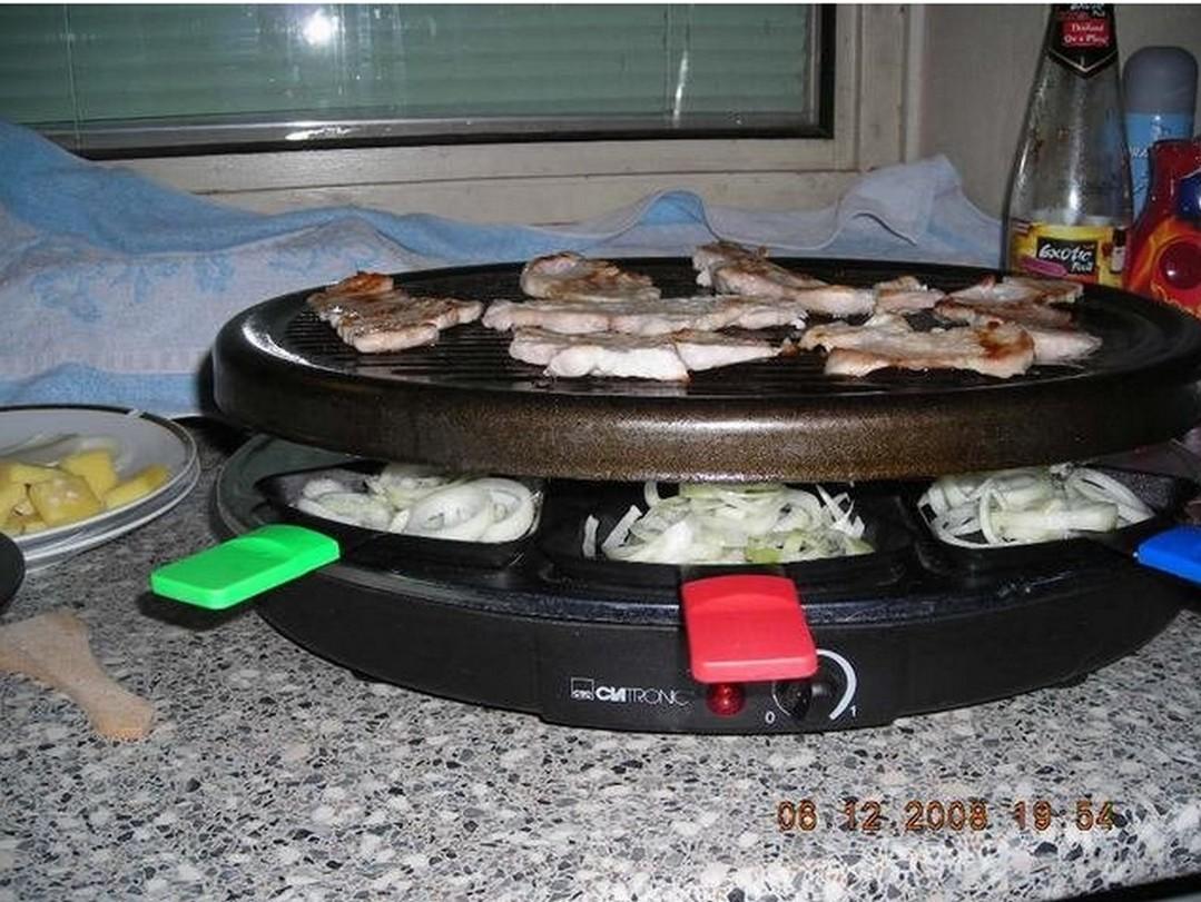 Fotografie receptu: Raclette