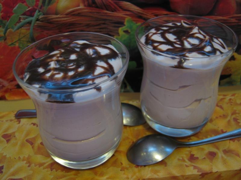 Fotografie receptu: Míša dezert s pikaem
