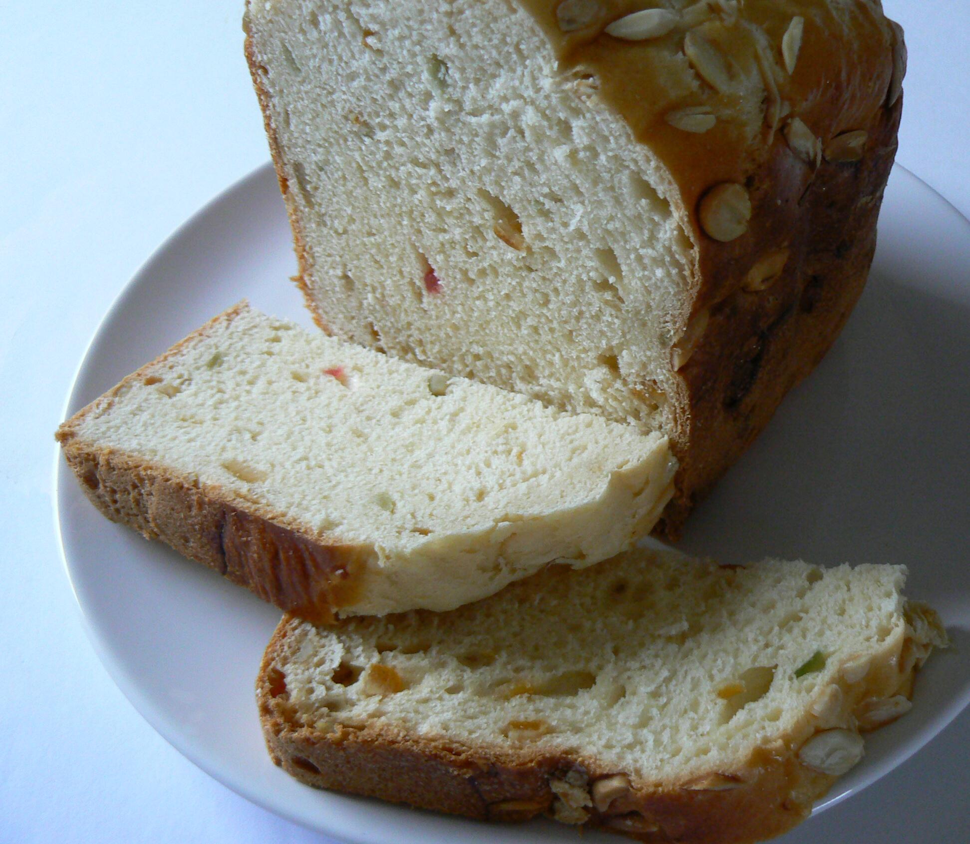 Domácí mazanec z pekárny