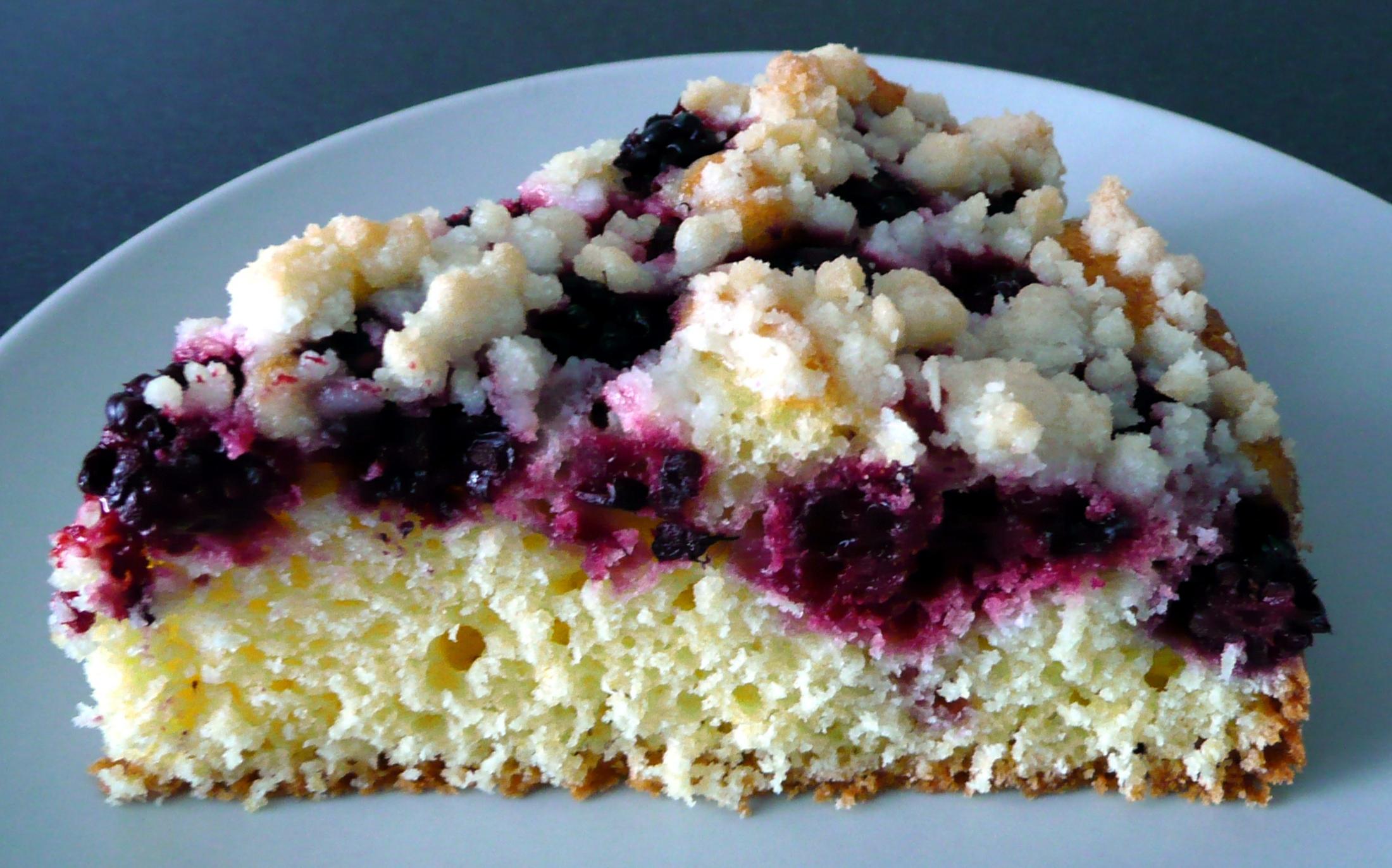 Fotografie receptu: Ovocný koláč z bílého jogurtu