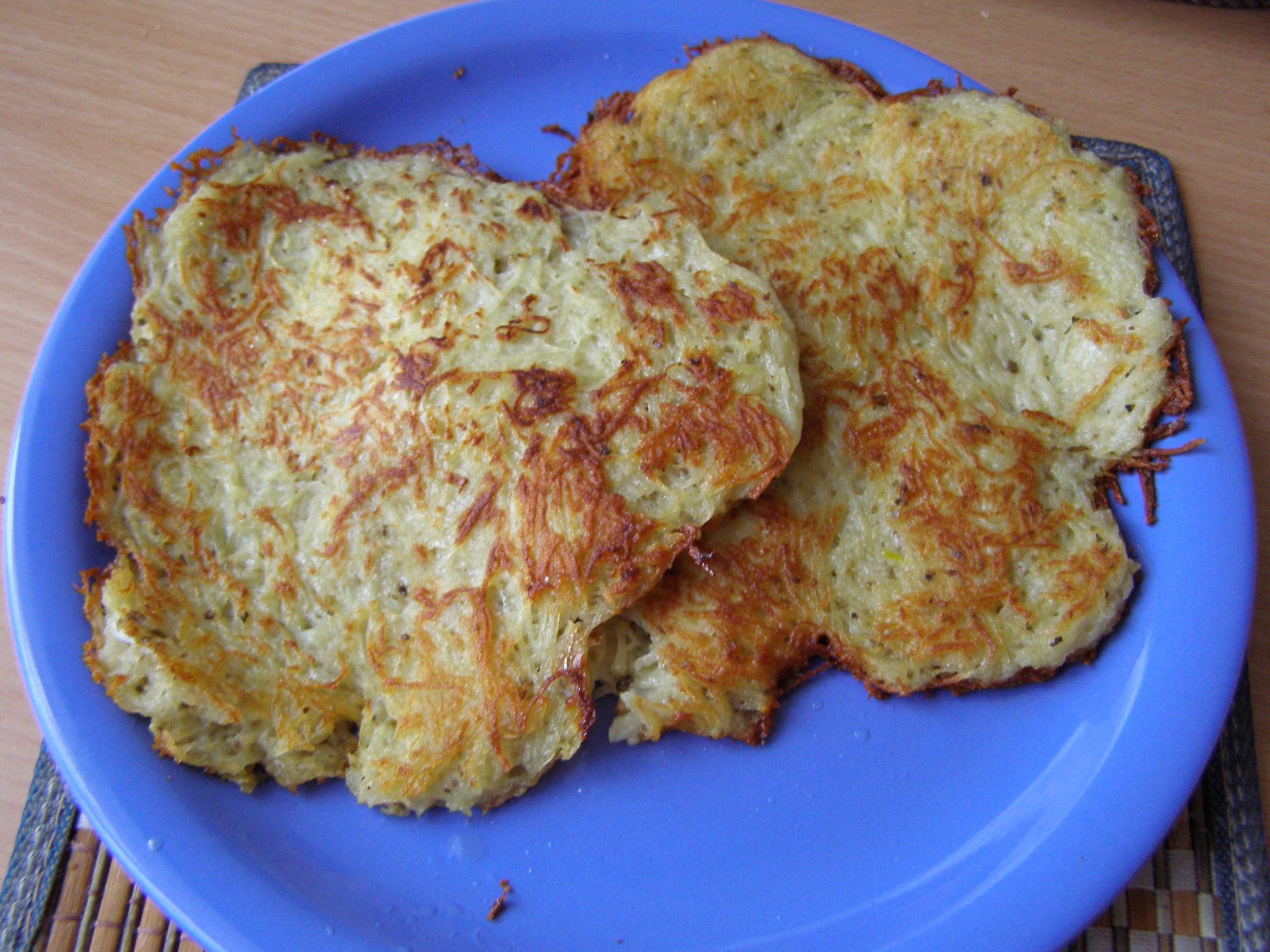 Fotografie receptu: Bramborák