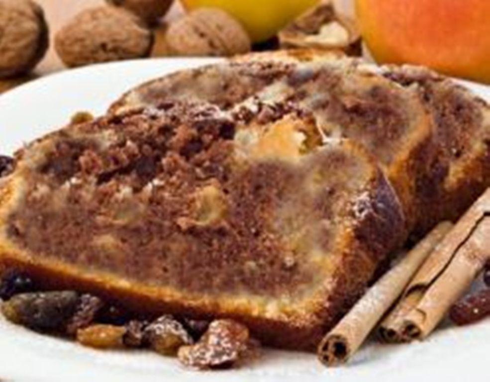 Fotografie receptu: Teplý švestkový dezert