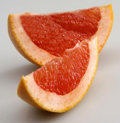Grapefruitová pěna