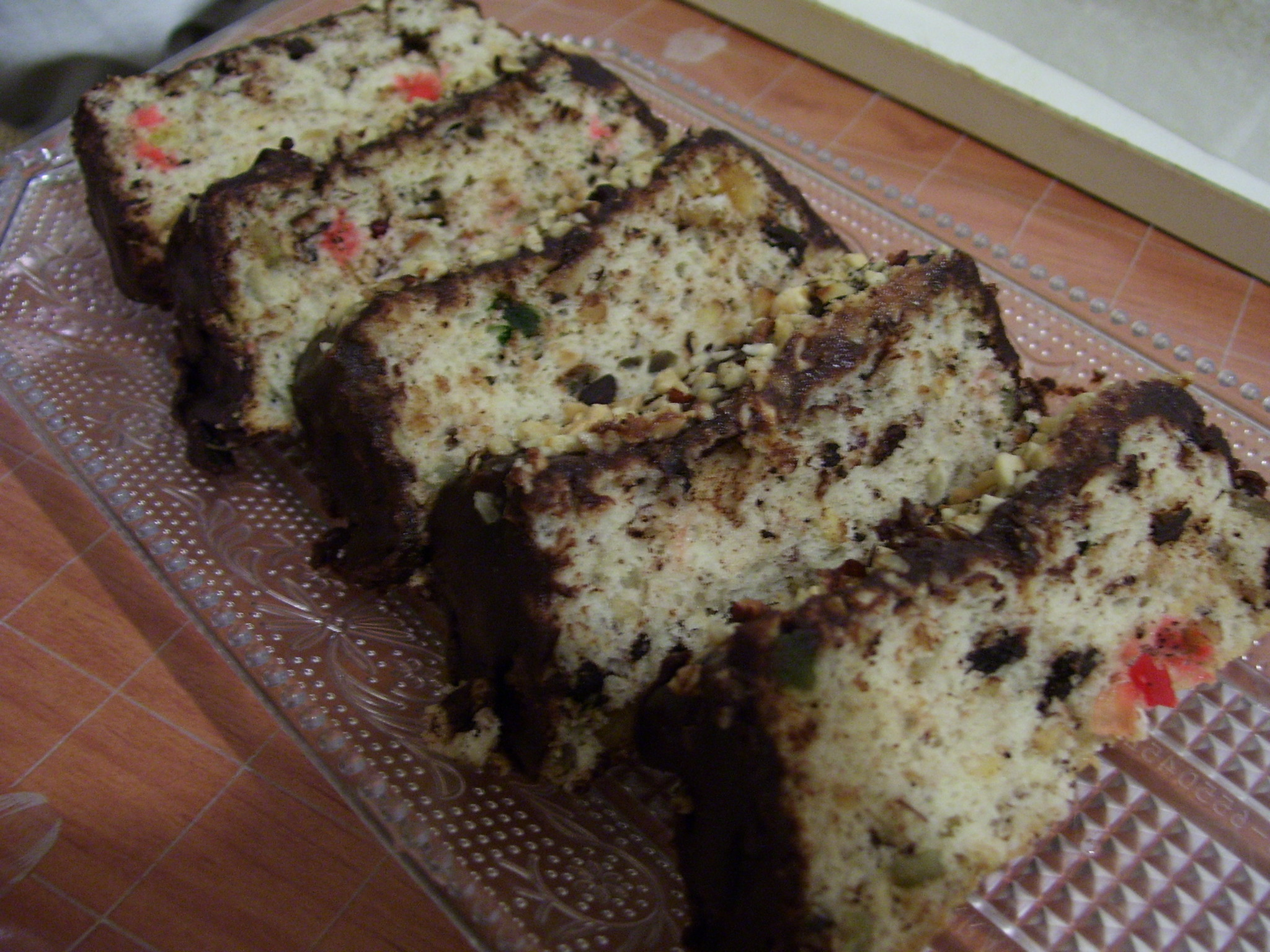 Fotografie receptu: Mechový bílkový chlebíček