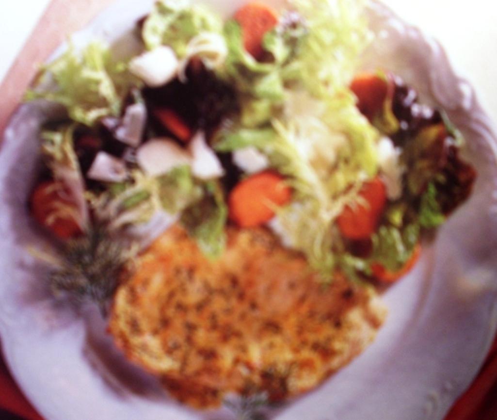 Fotografie receptu: Dijonské vepřové řízky