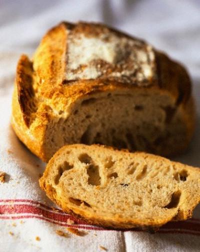 Fotografie receptu: Domácí chléb